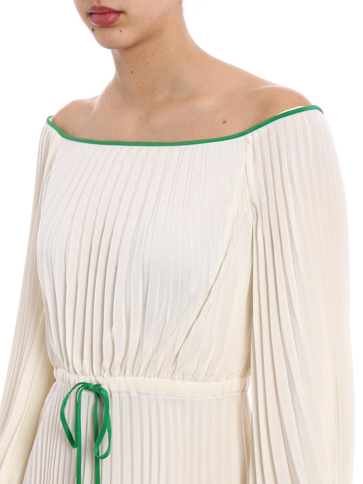 Cocktailkleid - Weiß von Valentino - Cocktailkleider | iKRIX