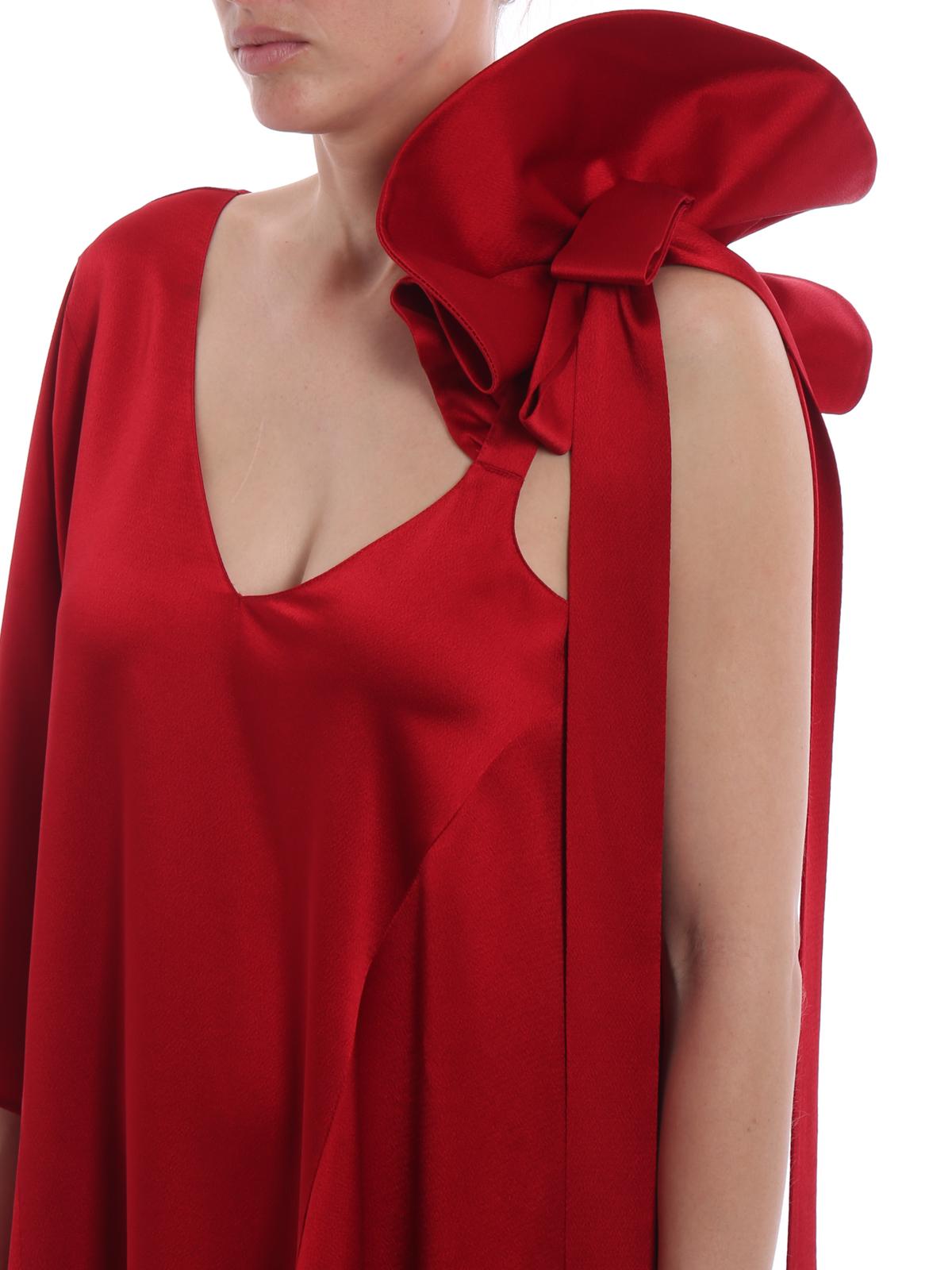 Cocktailkleid - Rot von Valentino - Cocktailkleider | iKRIX