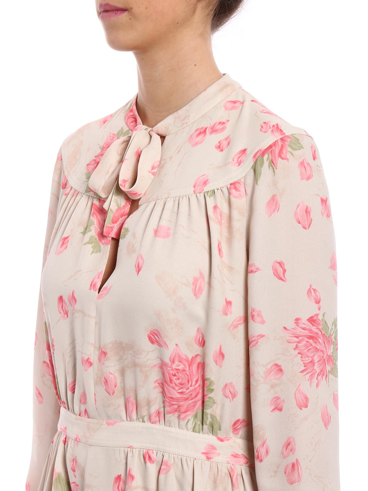 Vestido De Cóctel - Rosado de Valentino - Vestidos de cóctel - iKRIX ...