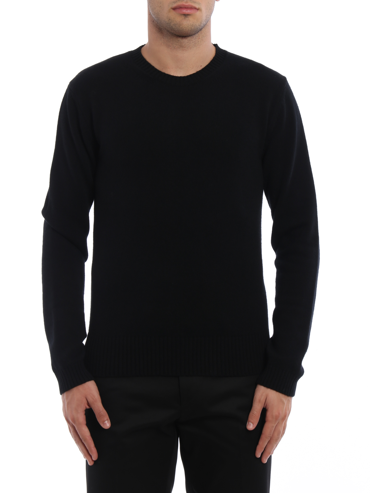 Cashmere crew neck sweater by Valentino