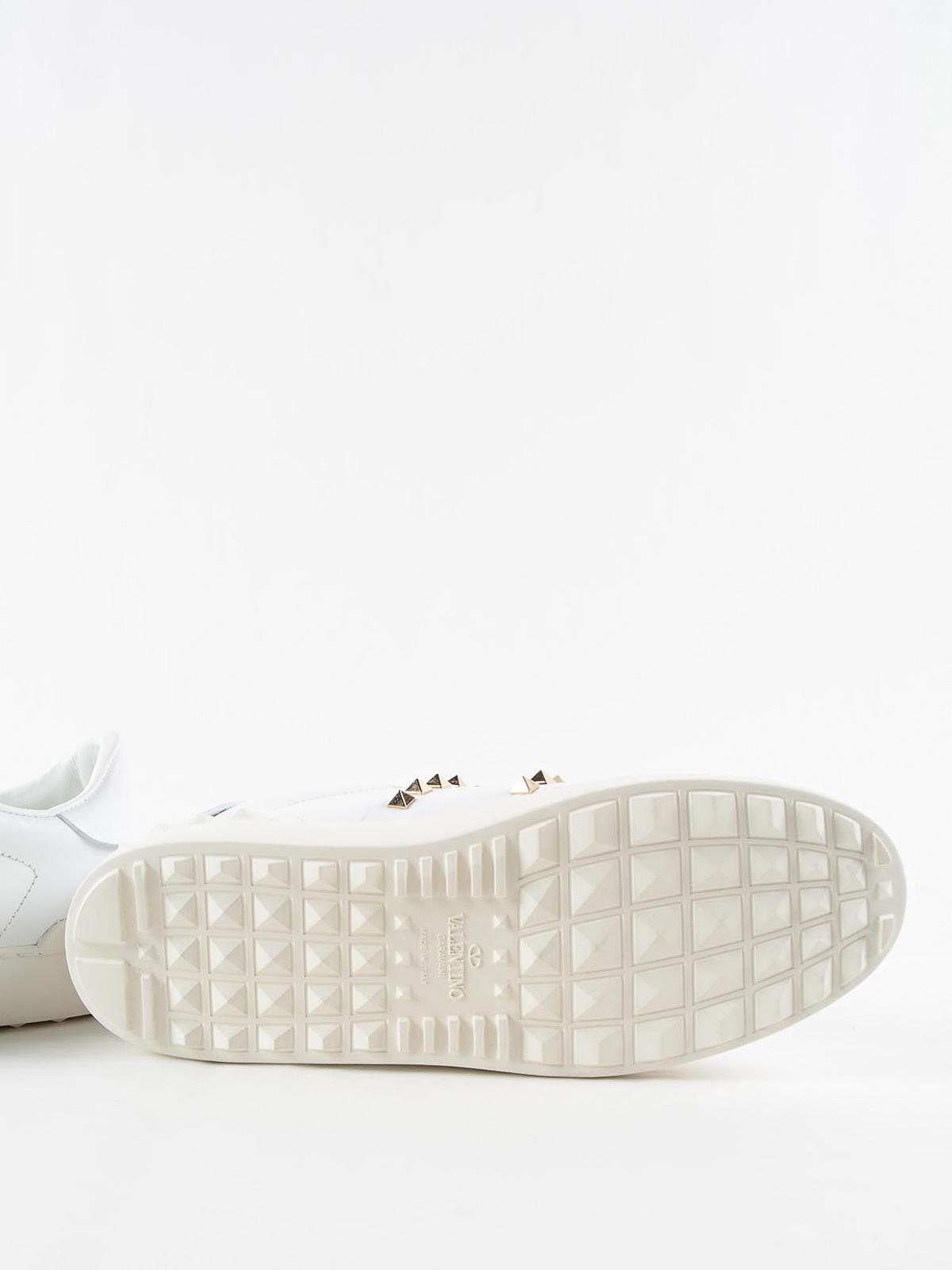 4e9308f6980b Valentino Garavani - 11. Rockstud Untitled sneakers - trainers ...