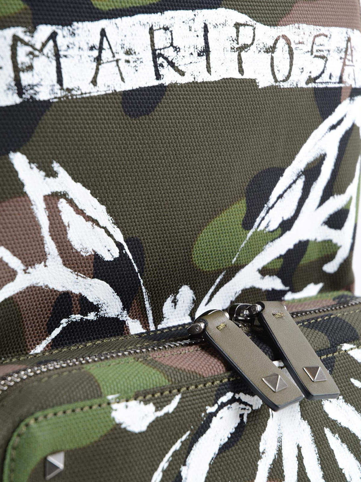 9ca21a7bd1 Valentino Camo Butterfly Backpack- Fenix Toulouse Handball