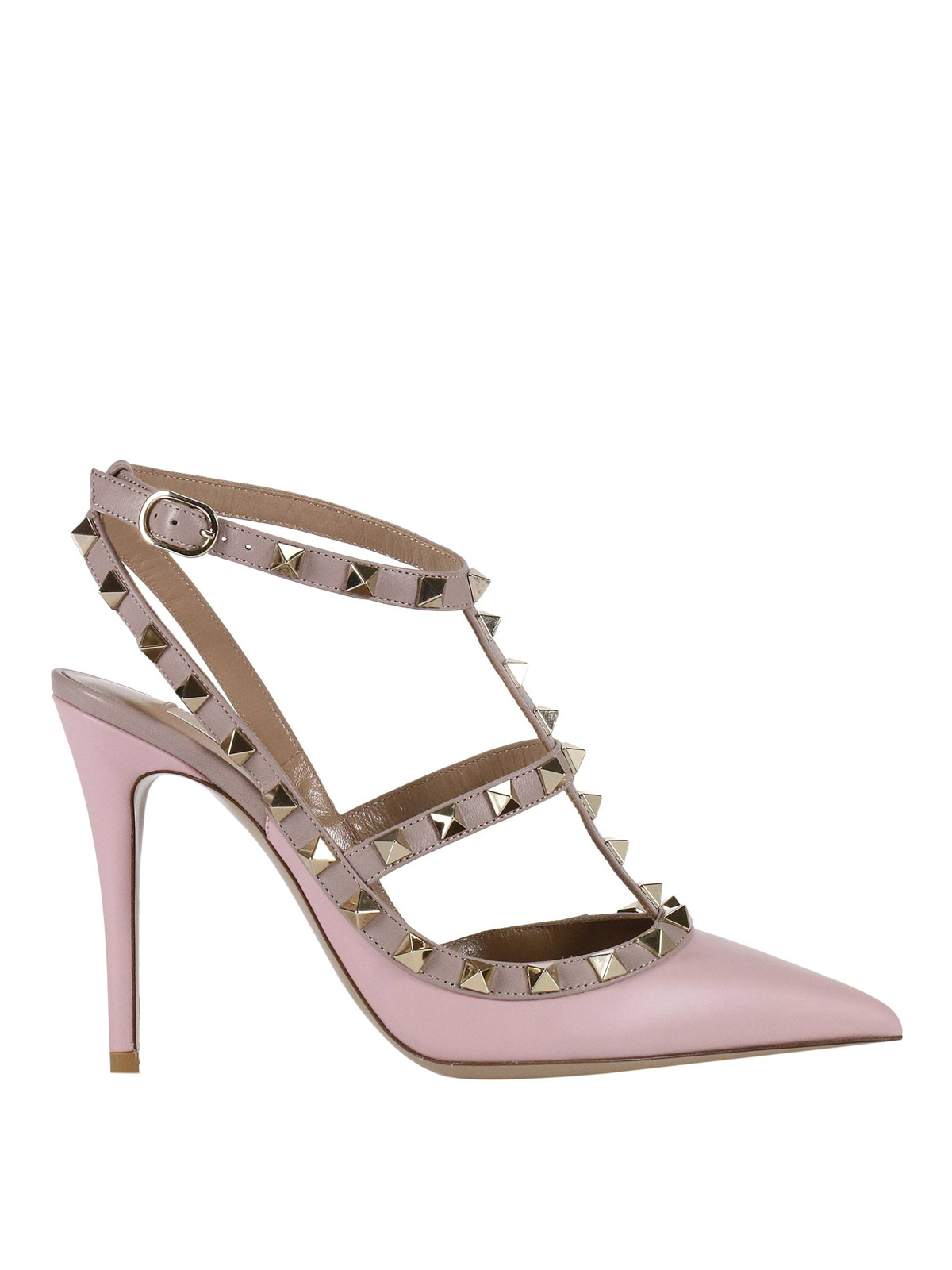 Valentino Garavani Rockstud Shoes On Sale