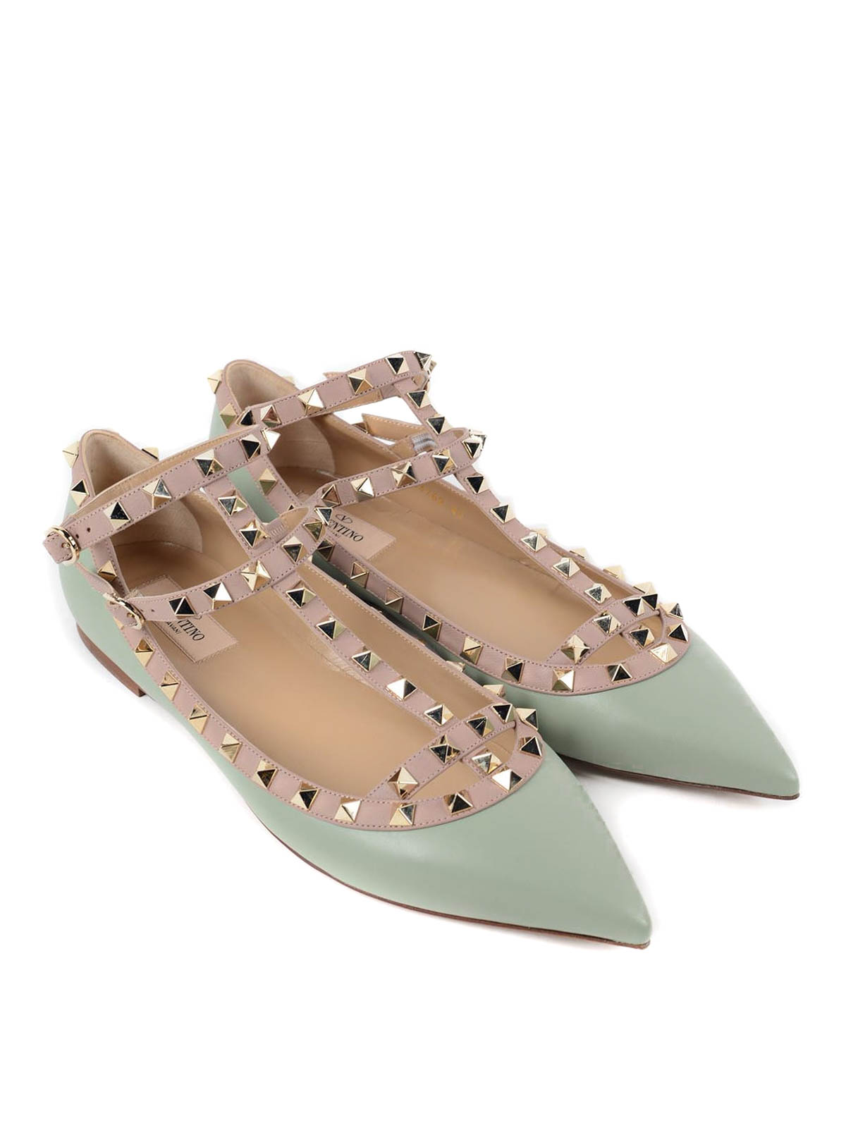 Valentino Flat Shoes Sale
