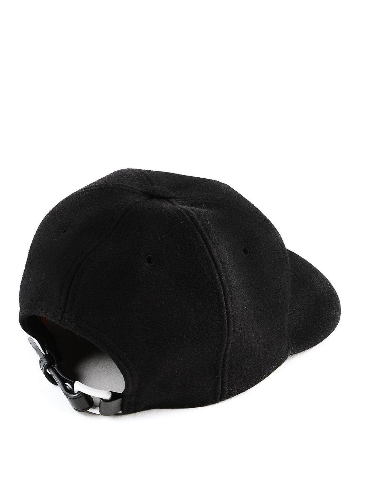 769e28e8 VALENTINO GARAVANI: hats & caps online - VLTN embroidery baseball cap