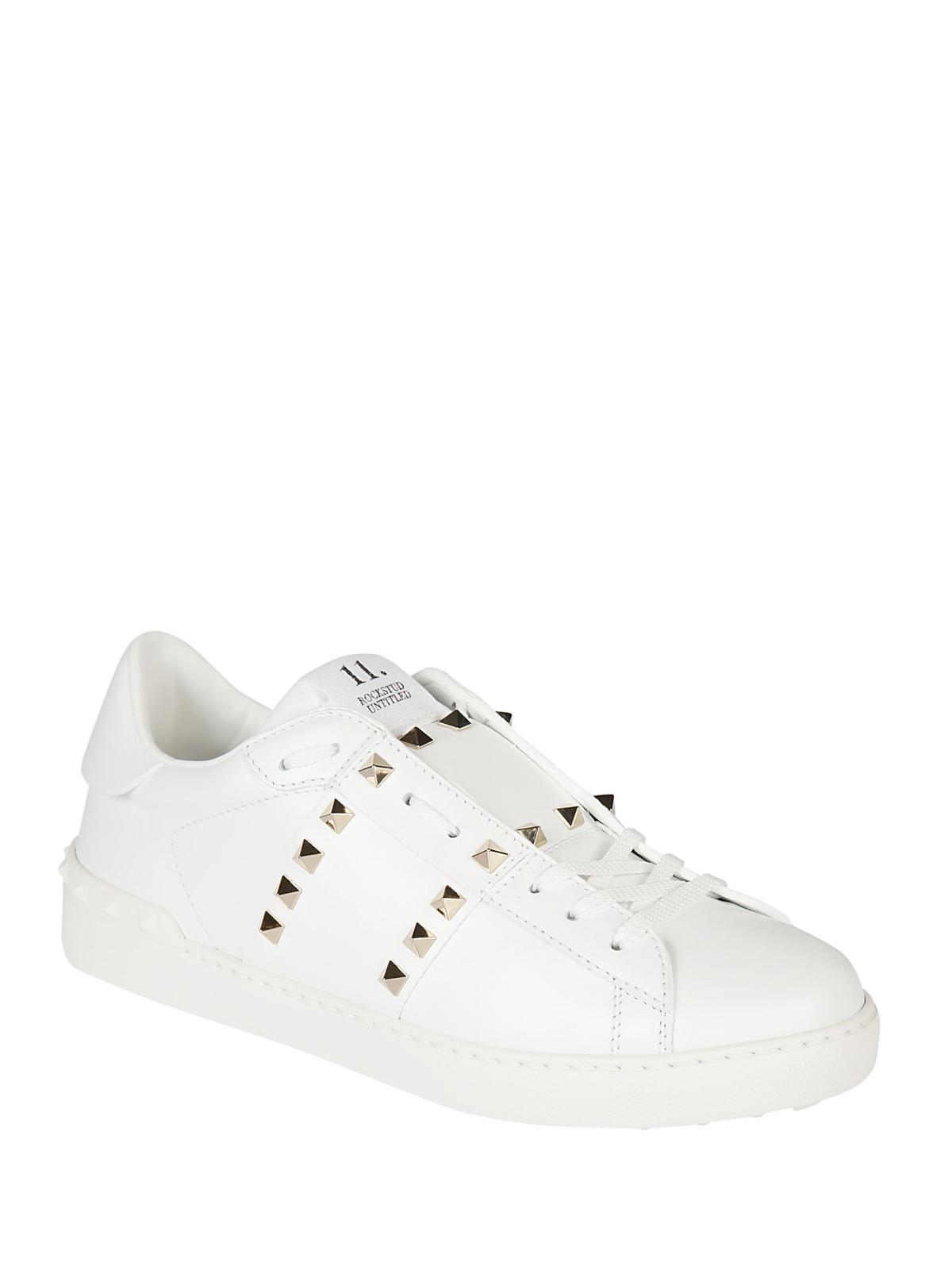 d5e0faa060fa VALENTINO GARAVANI  trainers online - 11. Rockstud Untitled sneakers