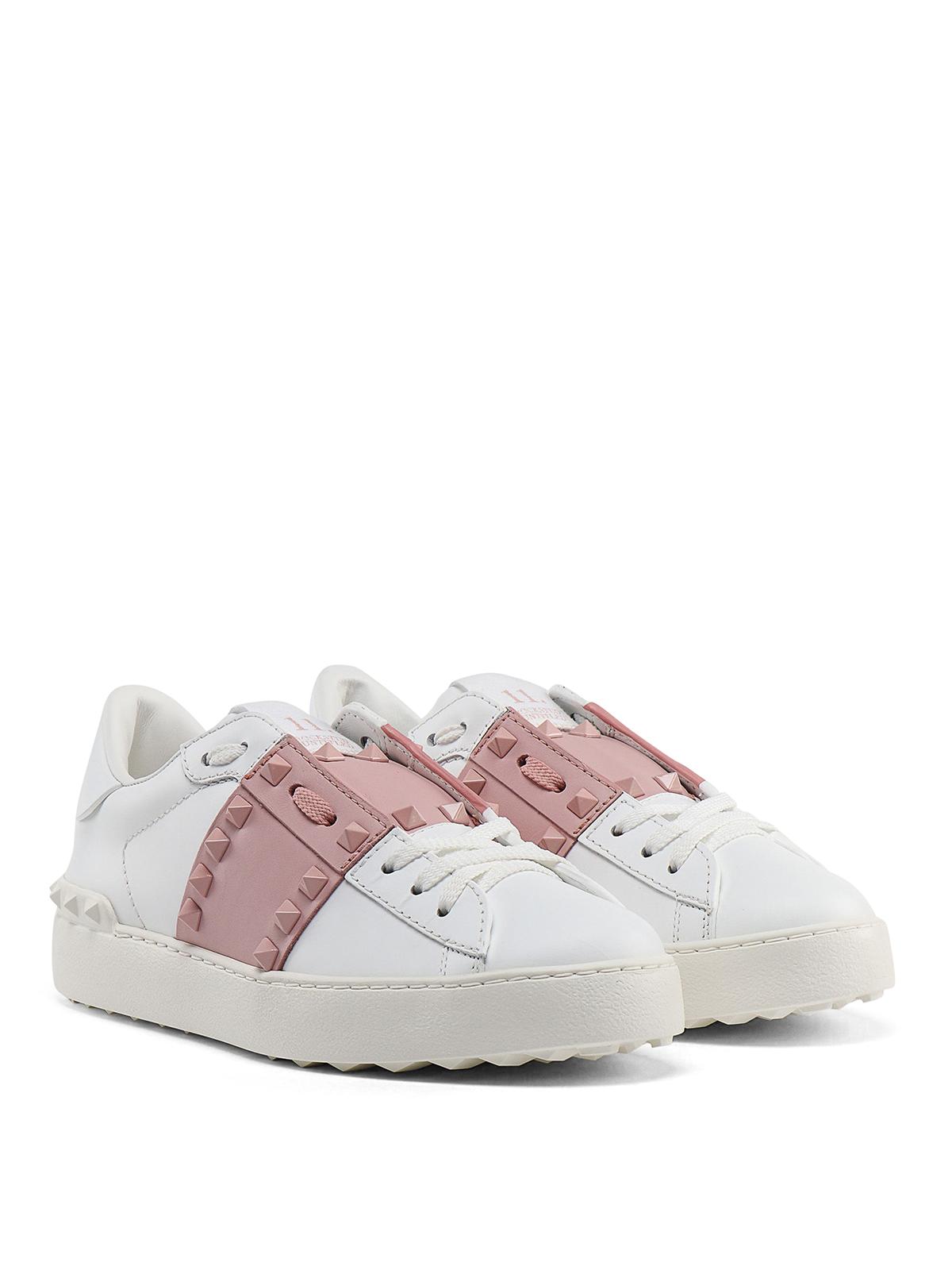 valentino garavani pink shoes