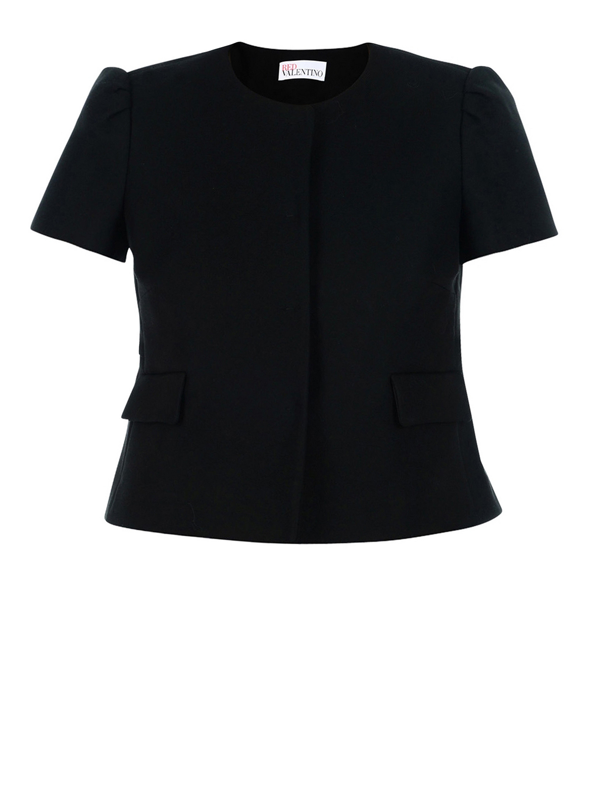 Valentino Red - Cotton formal crop jacket - Tailored