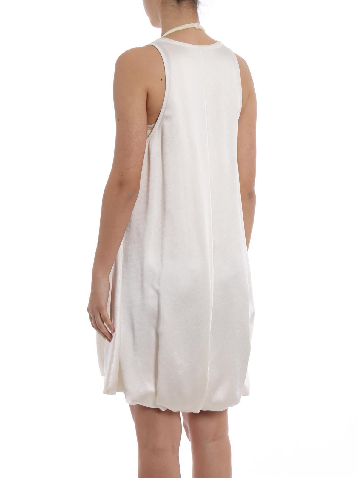 White Cocktail Dress Valentino