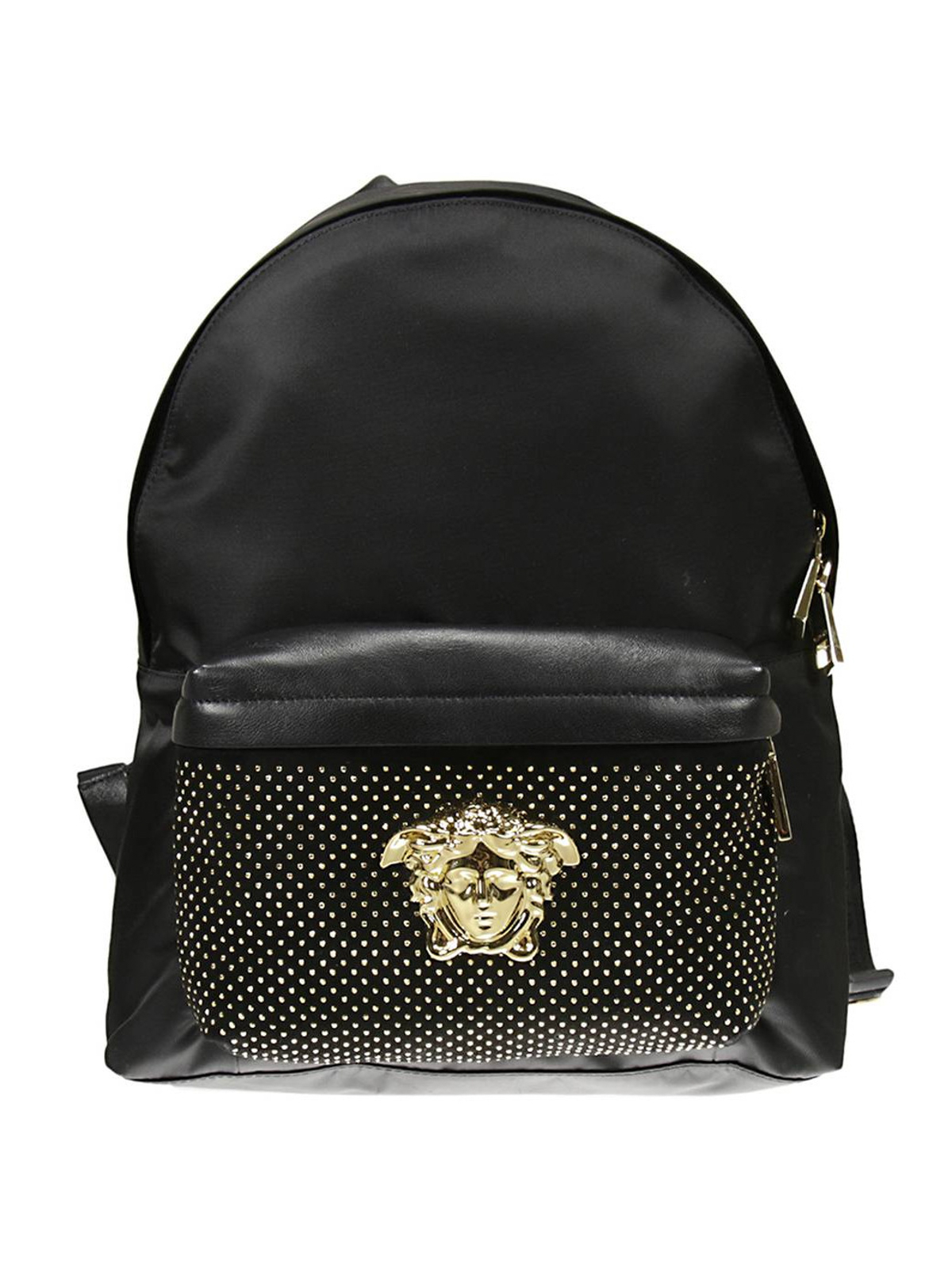 1c1db6c336 Versace - Palazzo studded backpack - backpacks - DBFF360 DNYCC D41OH