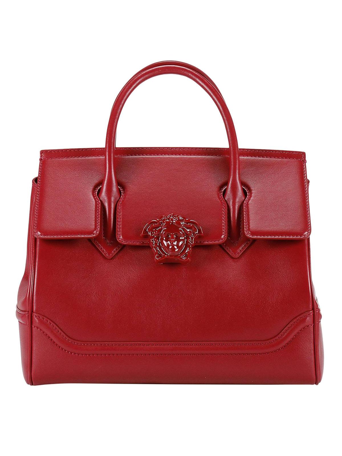 58f4d1db437e Versace - Palazzo Empire large bag - bowling bags - DBFF453NDSTVTKW5JP