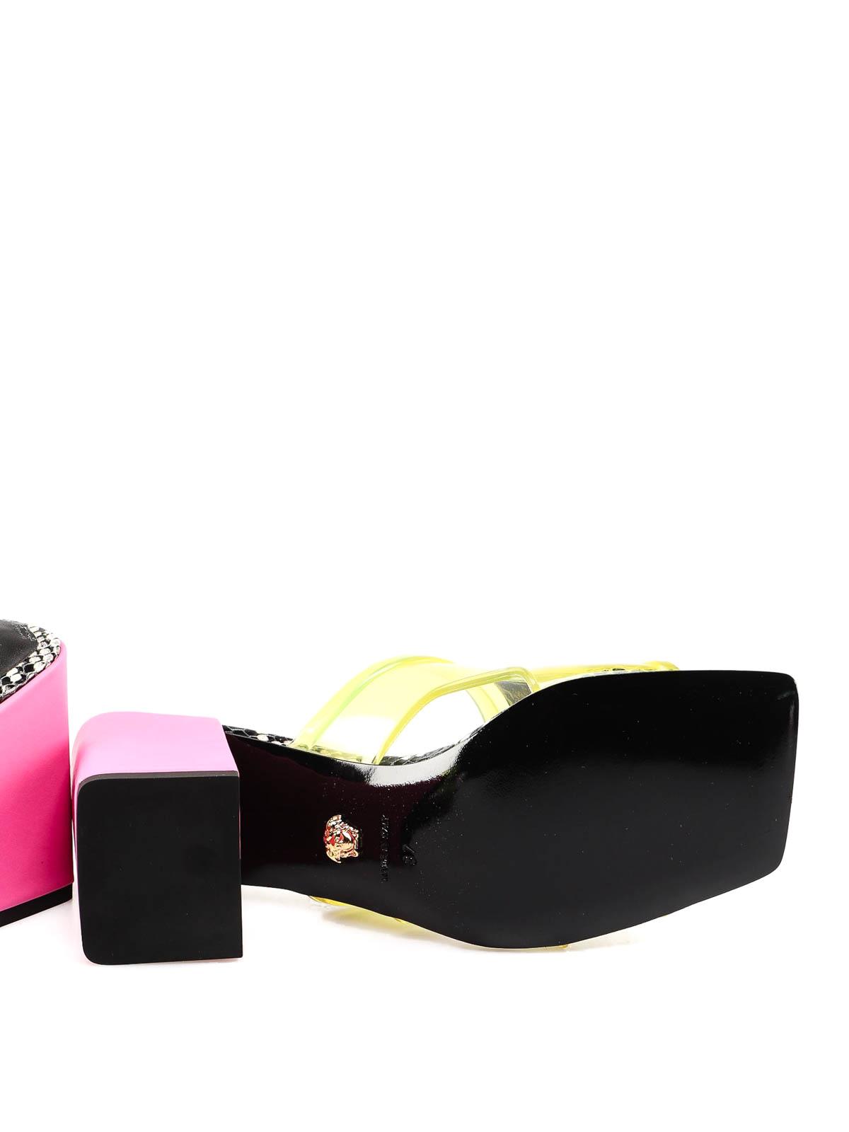 Versace - 90s Vintage sandals - sandals