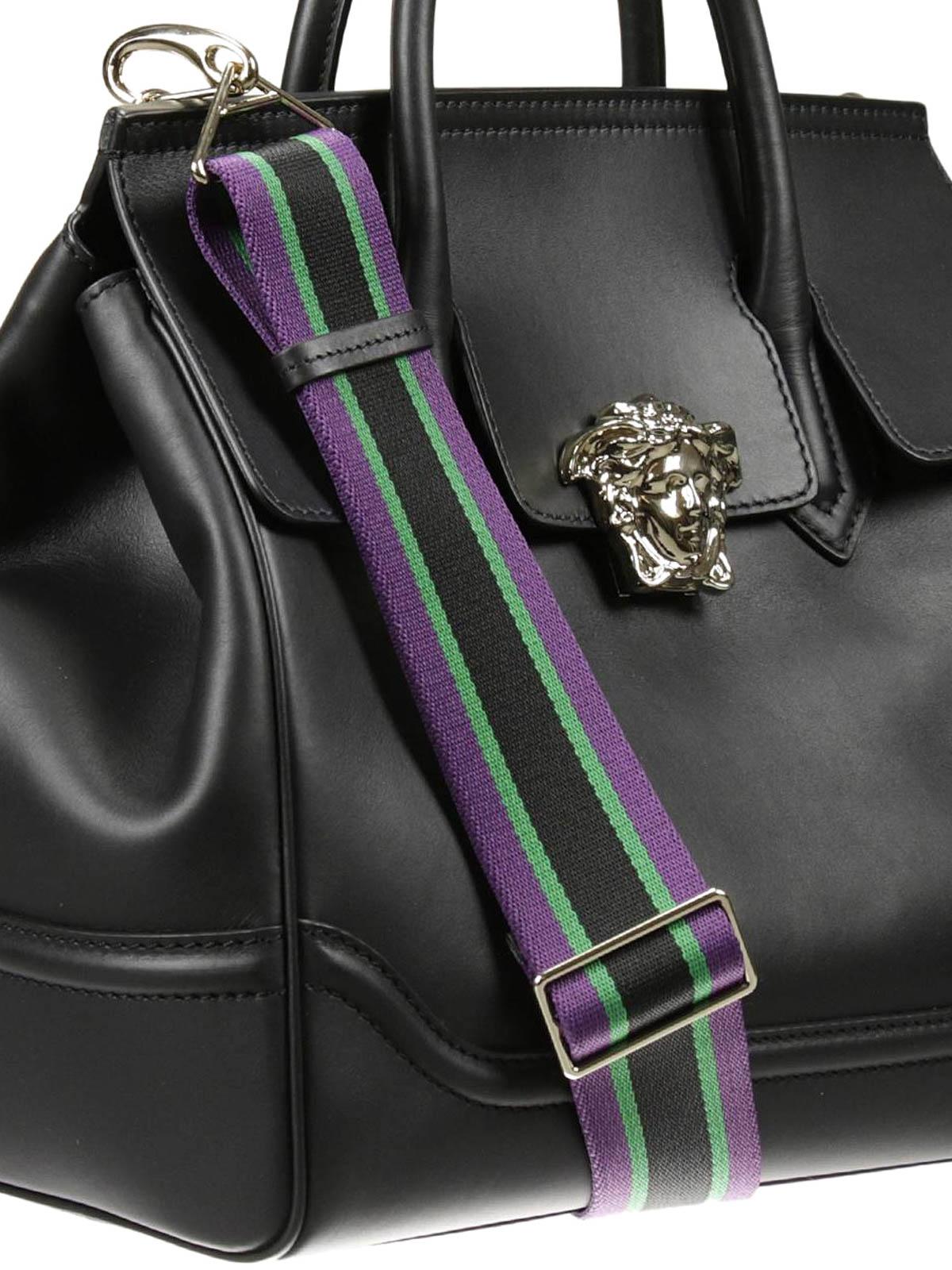 Versace - Palazzo Empire leather tote - totes bags - DBFF453 DSTVT 570fa3566e282