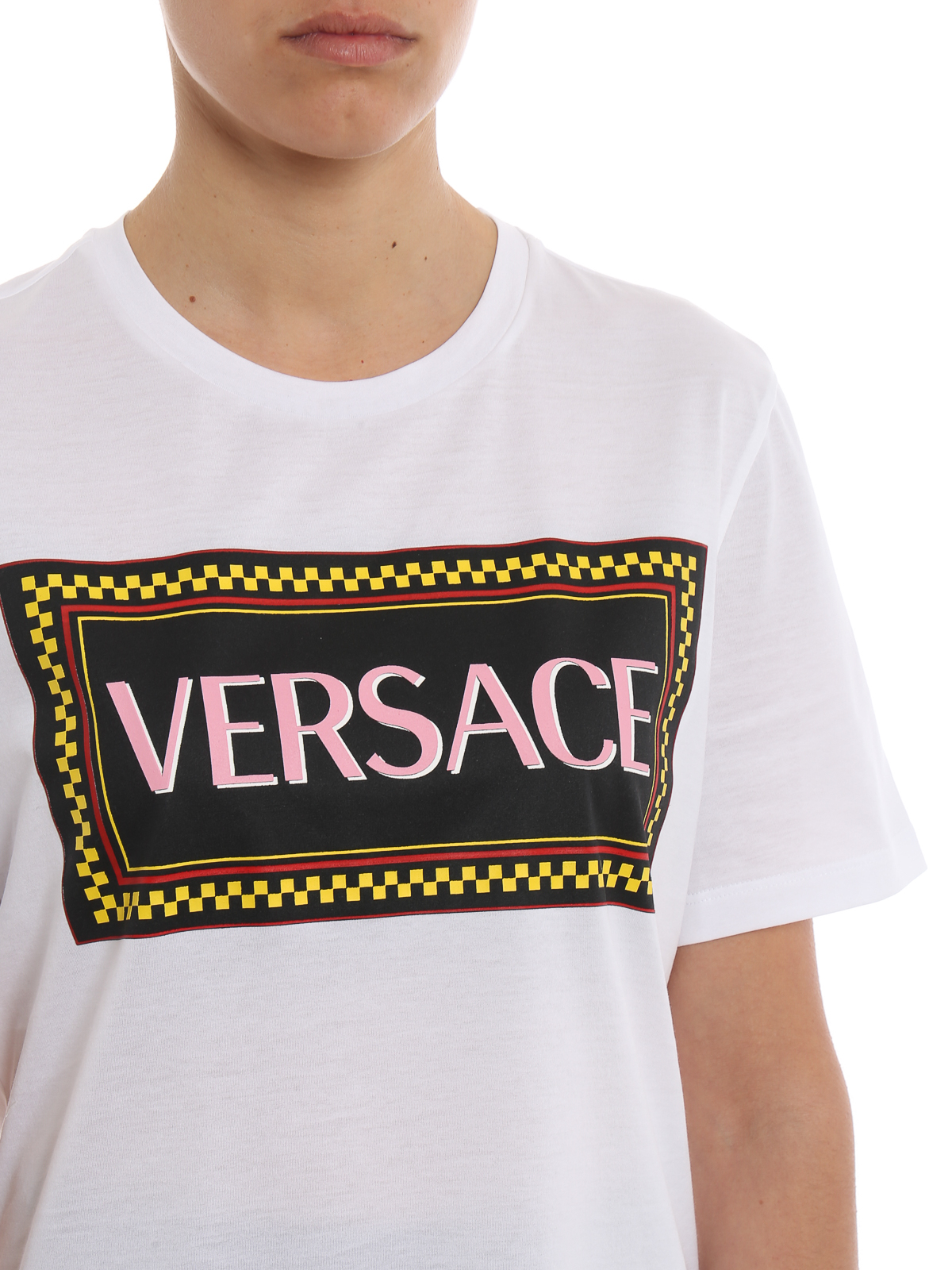 dd01f873 Vintage Logo T Shirt Versace - raveitsafe