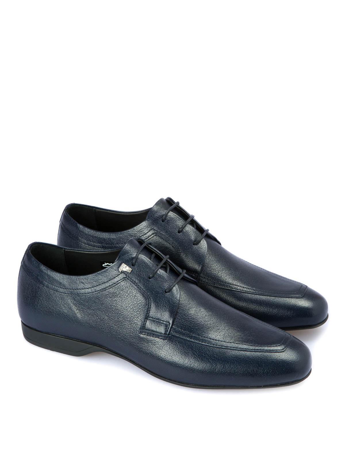 Zapatos azules Versace Collection para hombre XwwZU