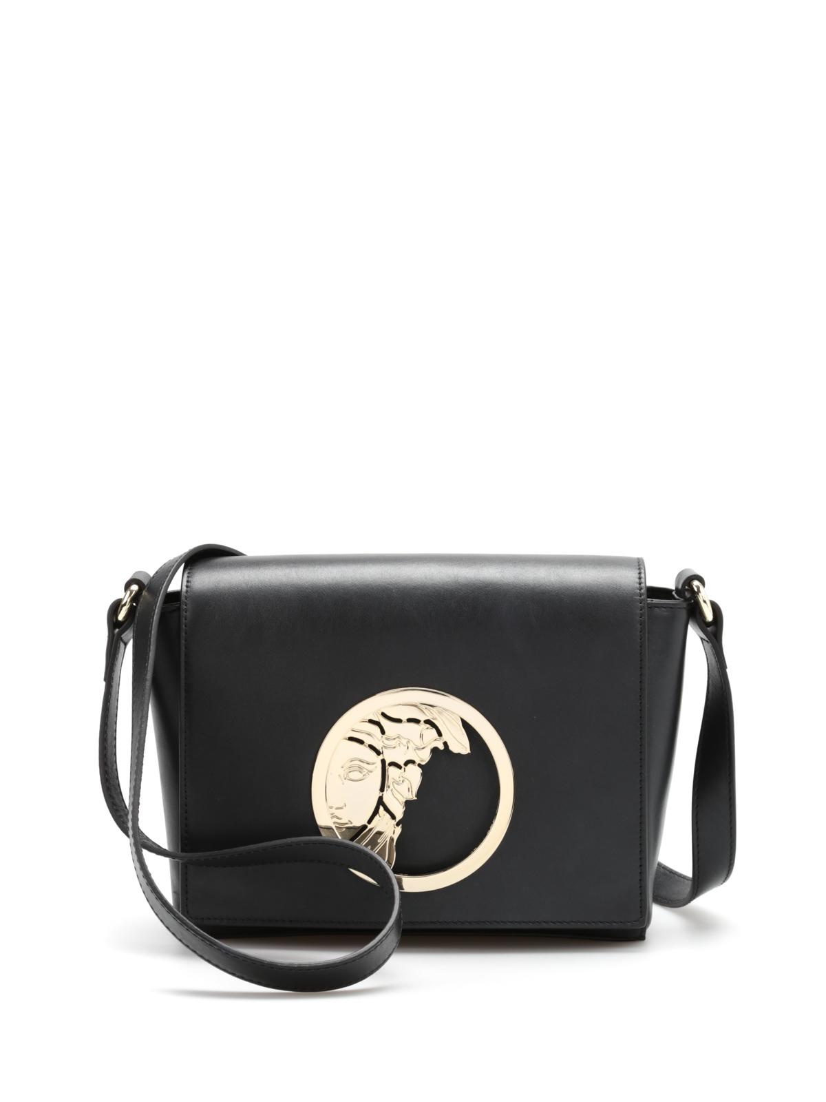 Versace Collection - Leather shoulder bag - shoulder bags - LBF0427 ... 1b9d7421188ca