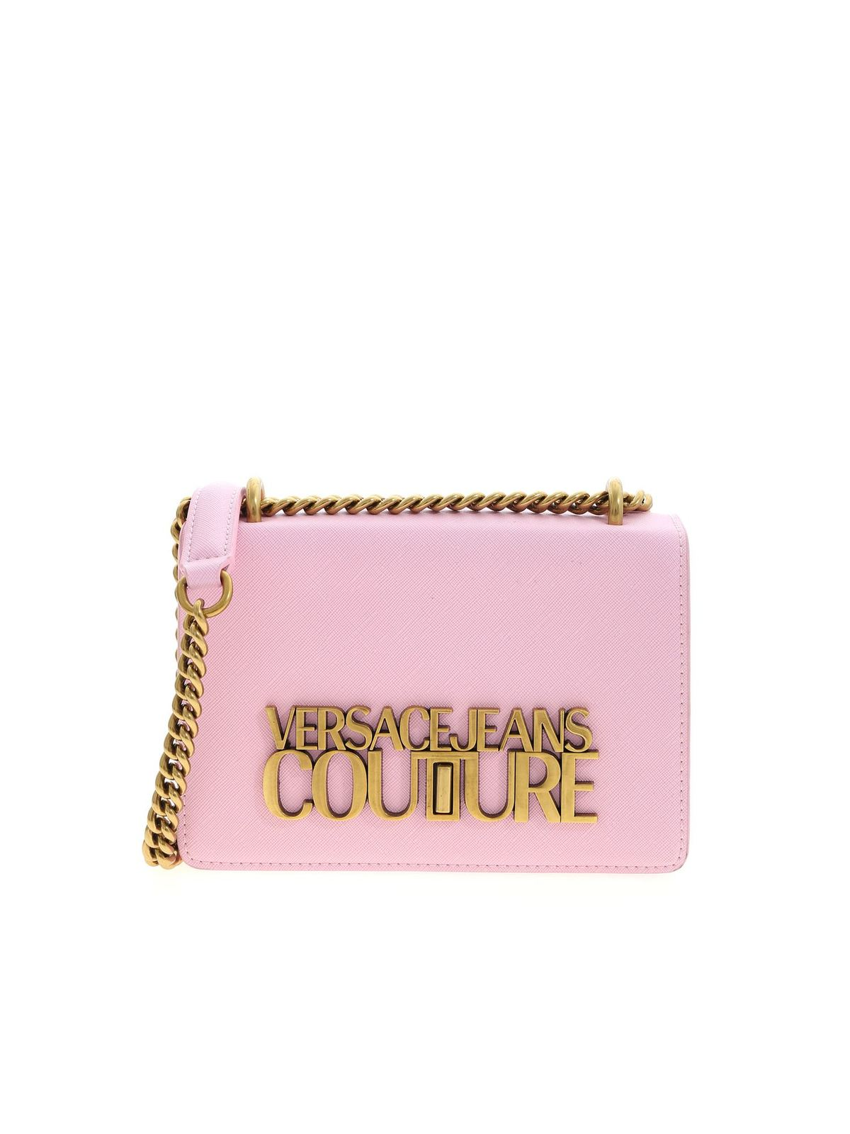 Versace Jeans Couture Crossbody bags LETTERING LOGO CROSSBODY BAG