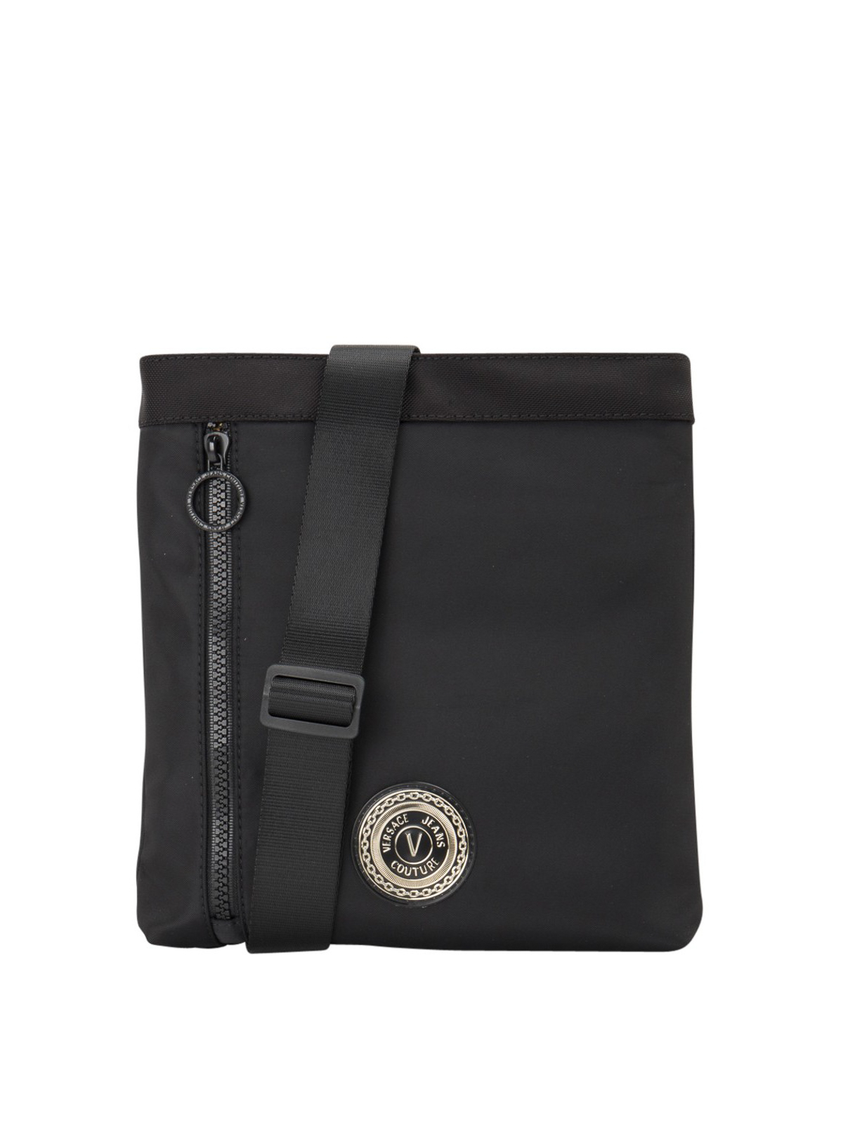 Versace Jeans Couture ZIP POCKET CROSSBODY BAG
