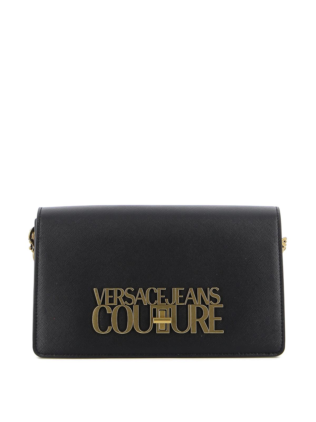 Versace Jeans Couture Shoulder bags LOGO LETTERING SHOULDER BAG