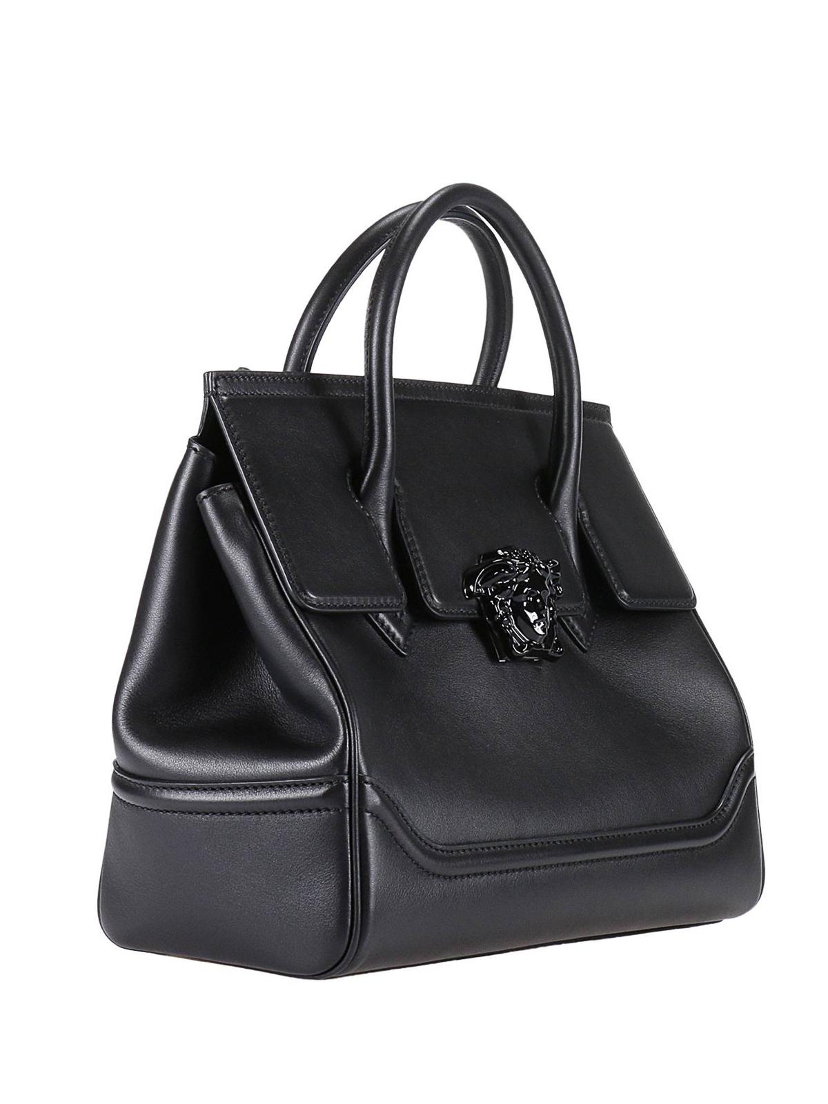 9d4b8ff16fef Versace - Palazzo Empire large bag - bowling bags - DBFF453NDSTVTKNJP