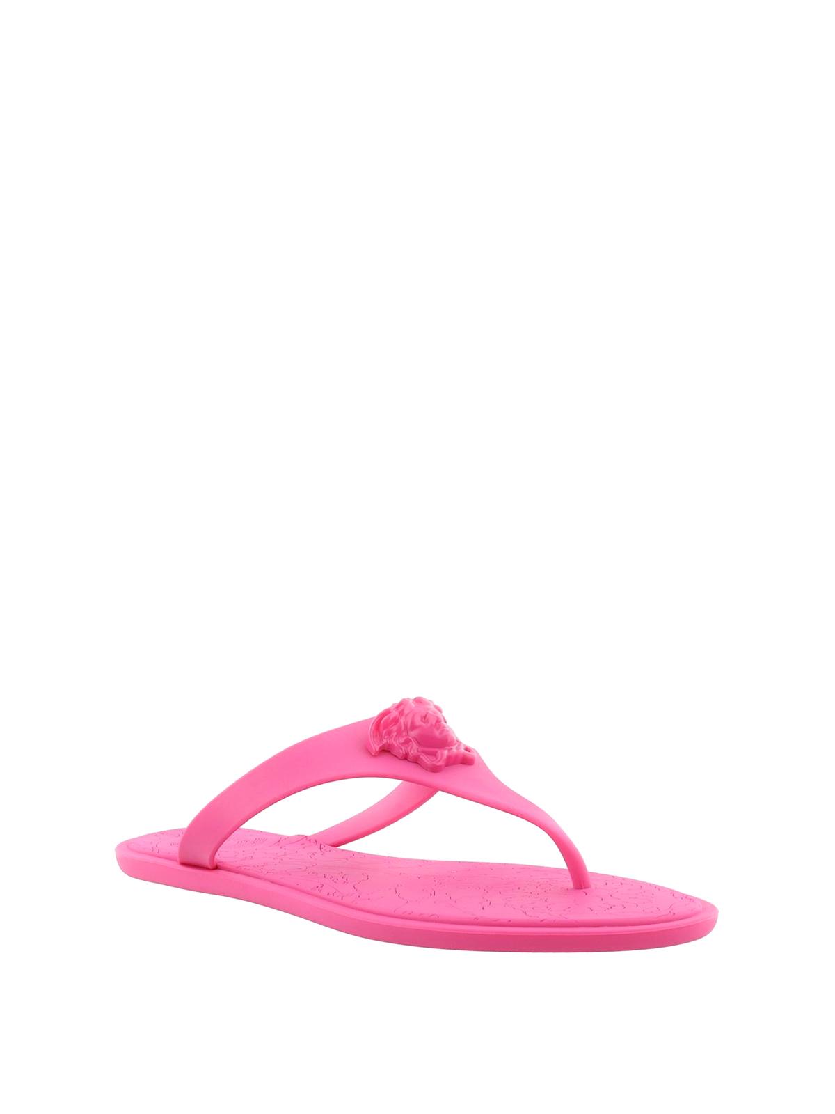 2a492b85851f8 Versace - Medusa Palazzo thong sandals - sandals - DSR257C DGOMS DZ9