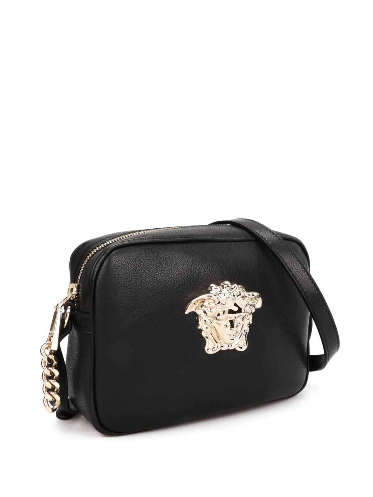 67df20584f Versace - Palazzo crossbody bag - shoulder bags - DP8E663 DBLVT D410C