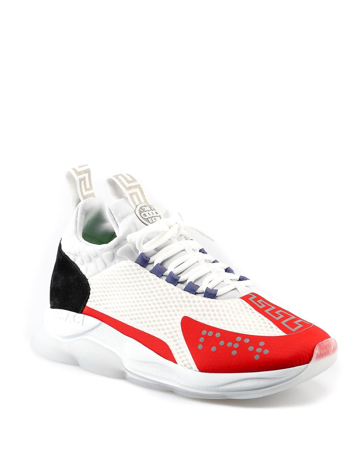 Versace - Cross Chainer sneakers