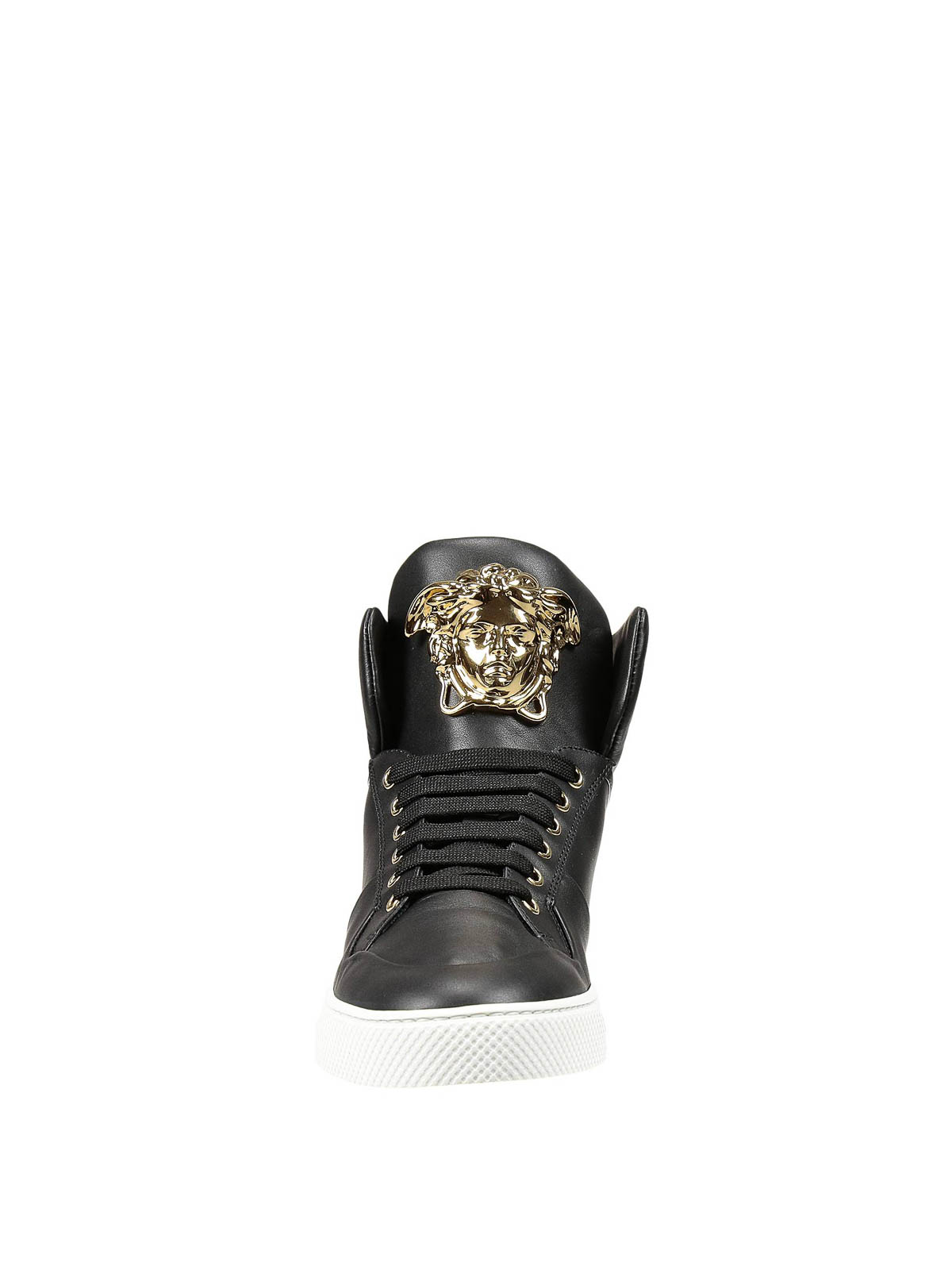 Versace - Sneaker alte con Medusa - sneakers - DSU5644 DVG3G ...
