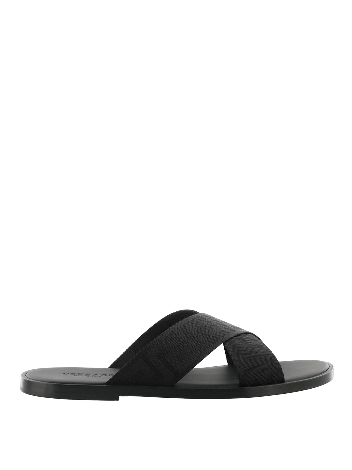 Versace - Greca Key slide sandals