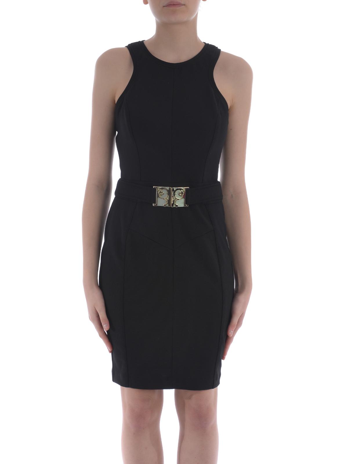 ottoman jersey sheath dress by versace short dresses ikrix