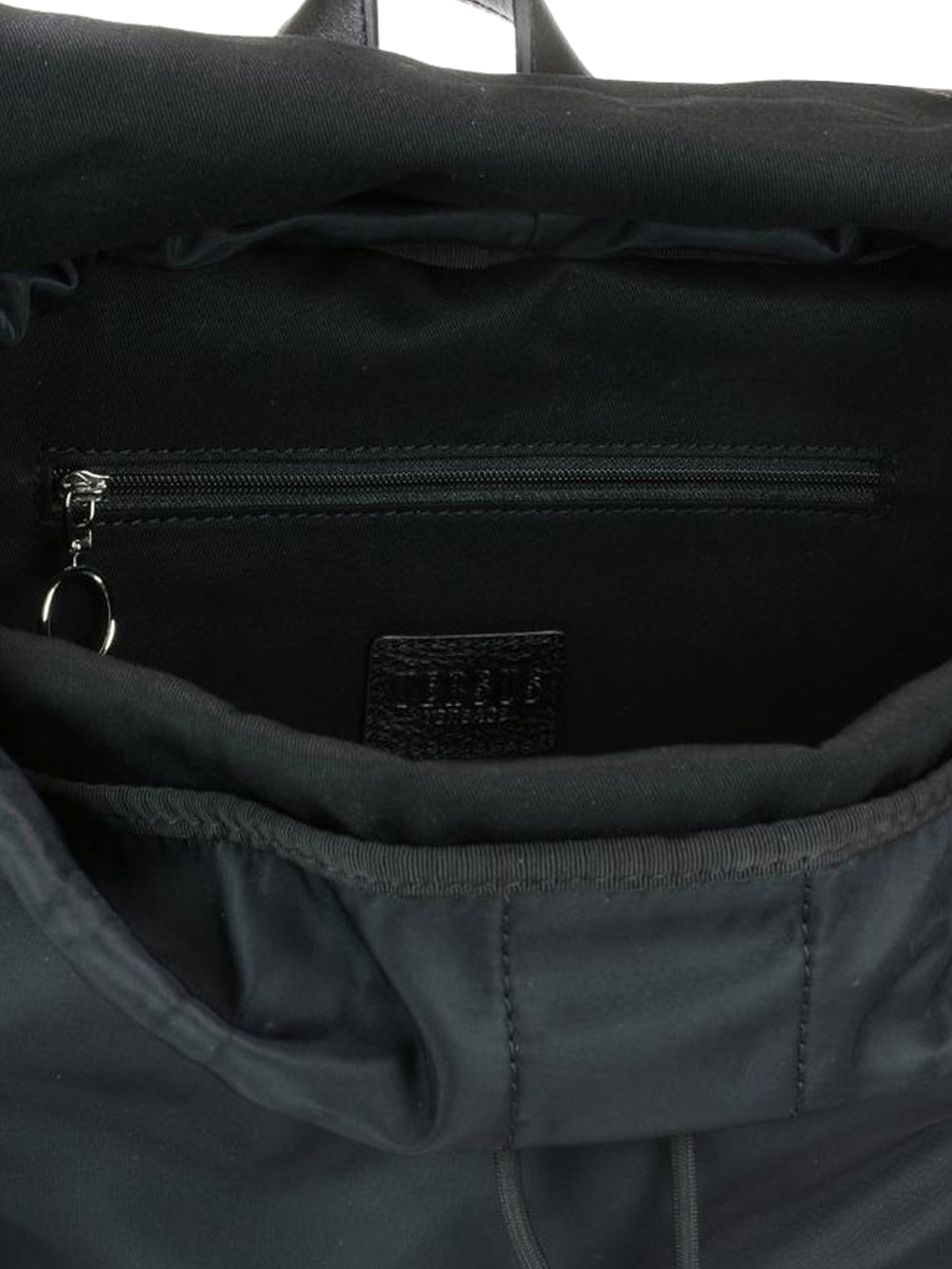 Versus Versace - Lion Head detailed nylon backpack - backpacks ... 5d6d8ec18d179