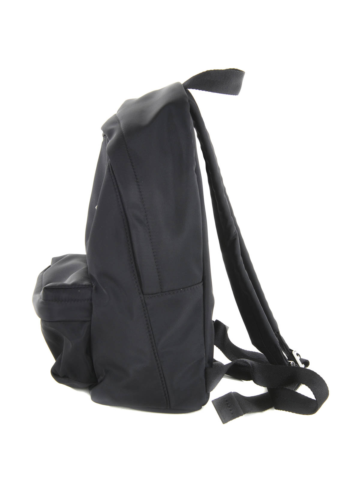 Versus Versace  backpacks online - LION HEAD DETAIL NYLON BACKPACK 043cec5796d52