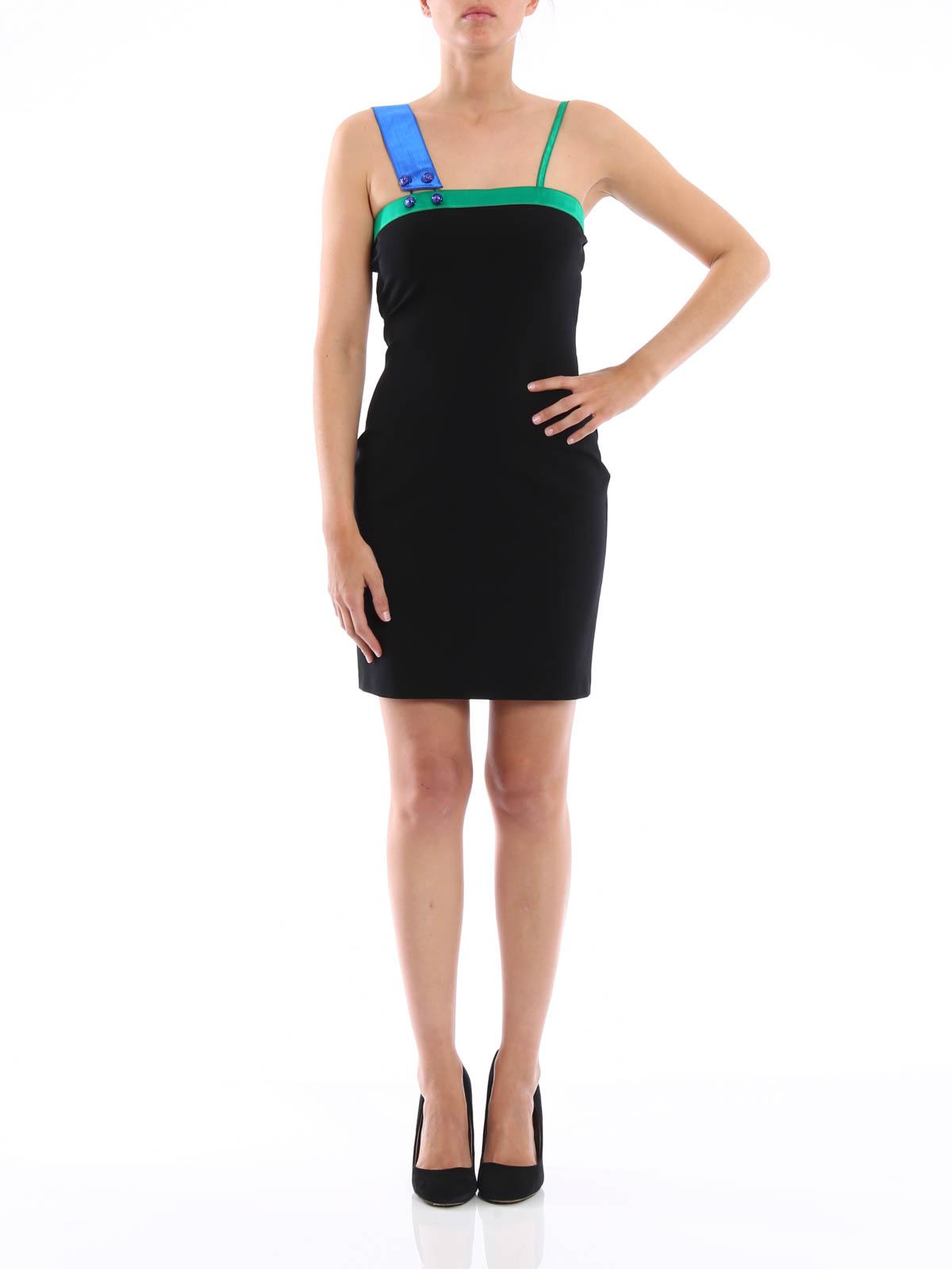 jersey sheath dress by versus versace short dresses ikrix