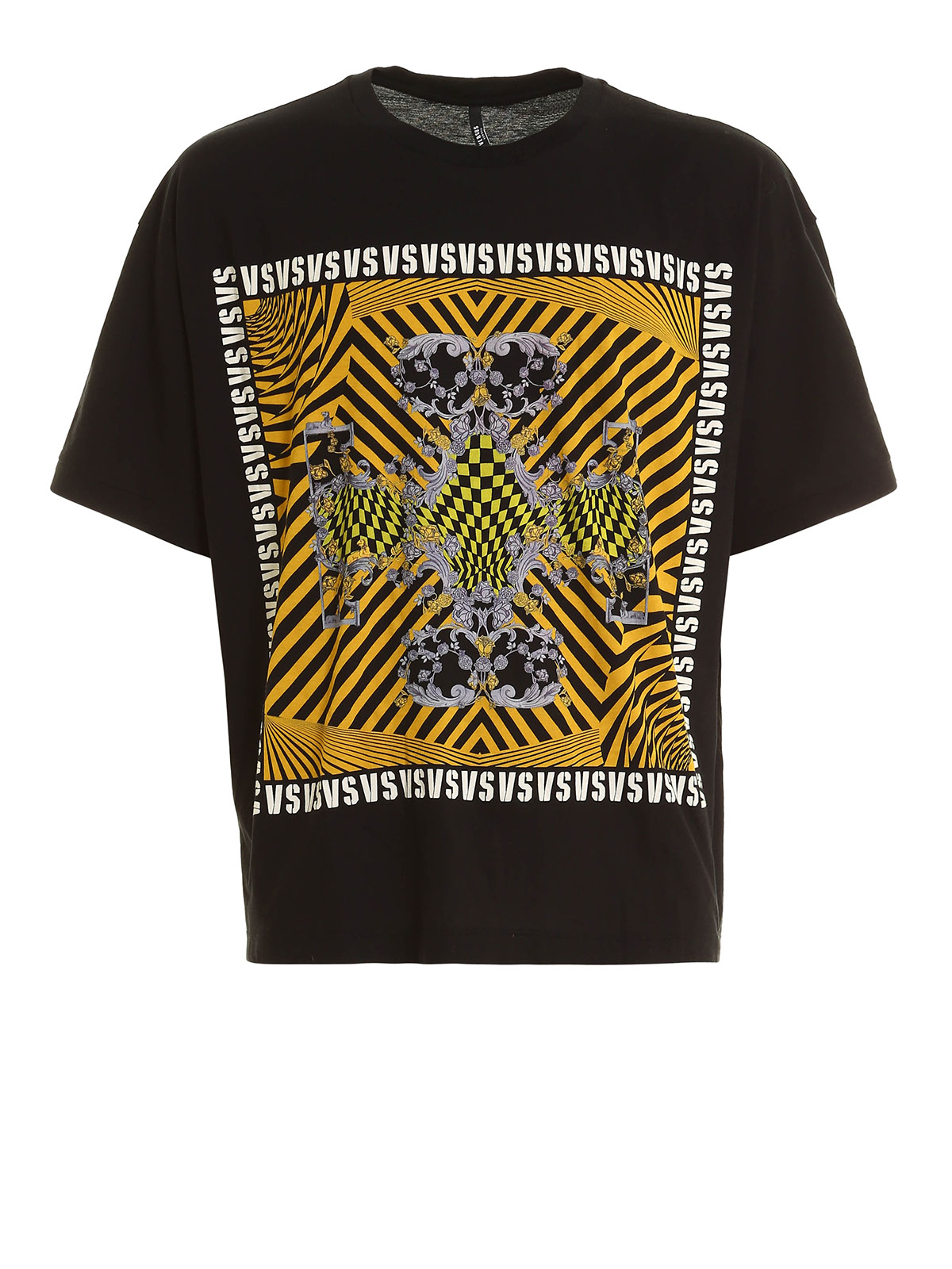 graphic print t shirt by versus versace t shirts shop ForGraphic Print T Shirts