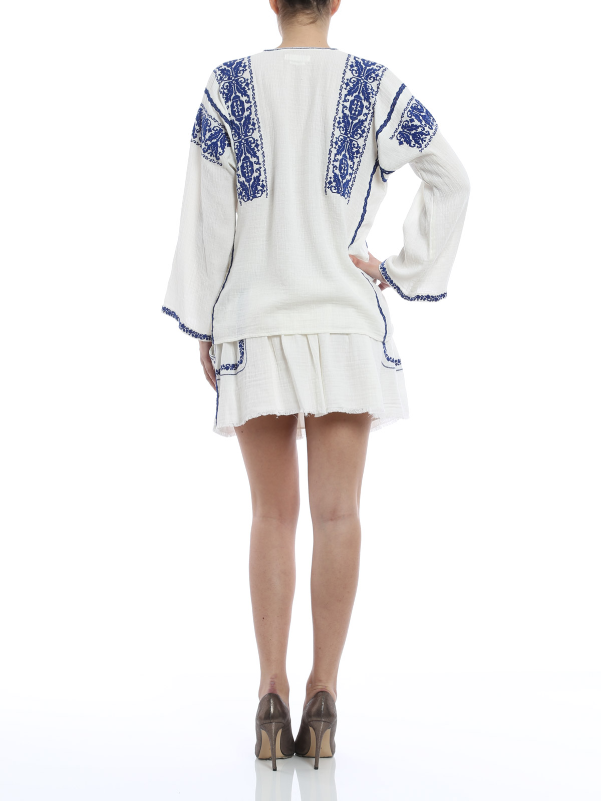 Vince blouse shop online: isabel marant etoile