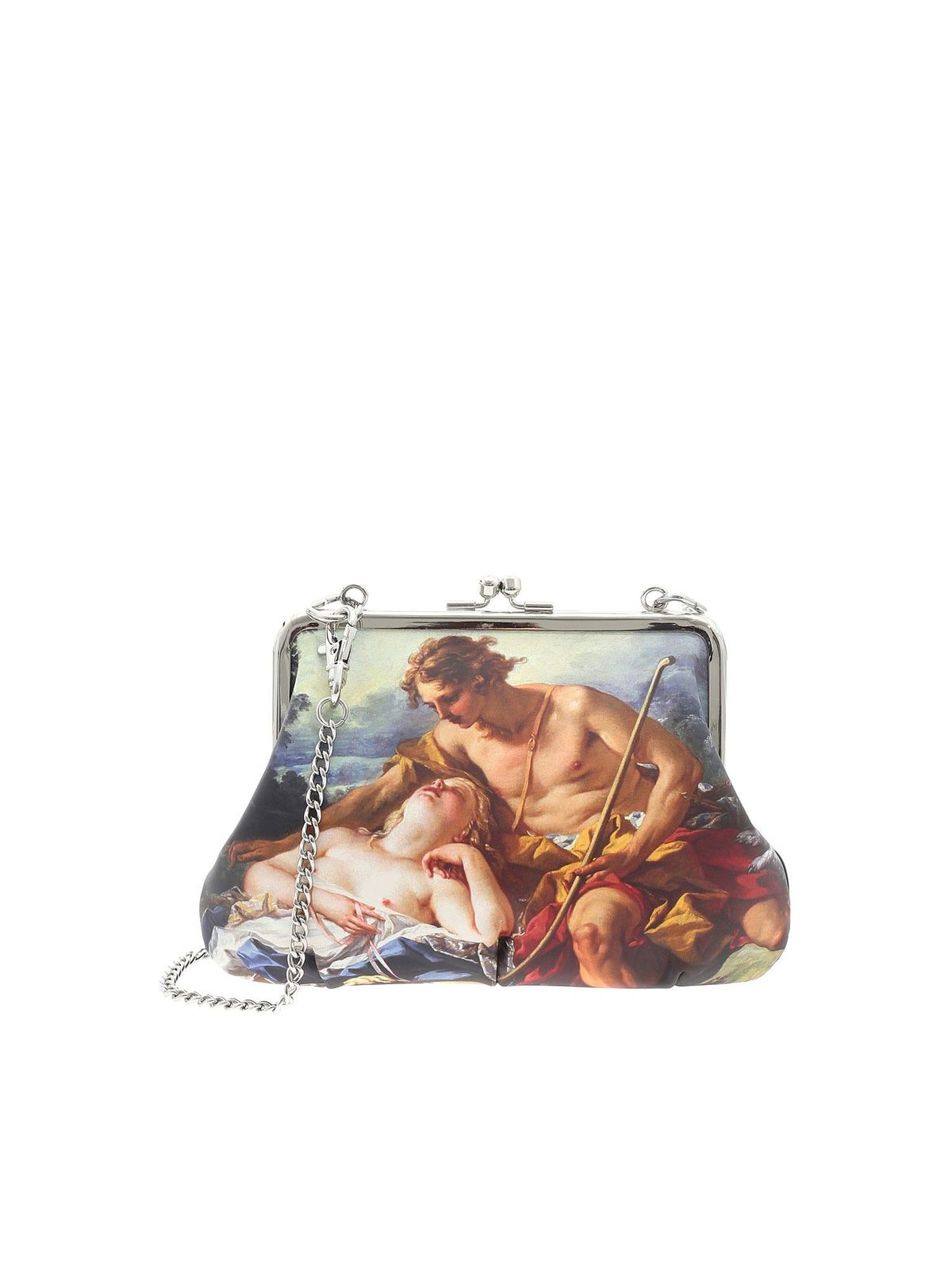 Vivienne Westwood SHEPHERDESS MULTICOLOR BAG