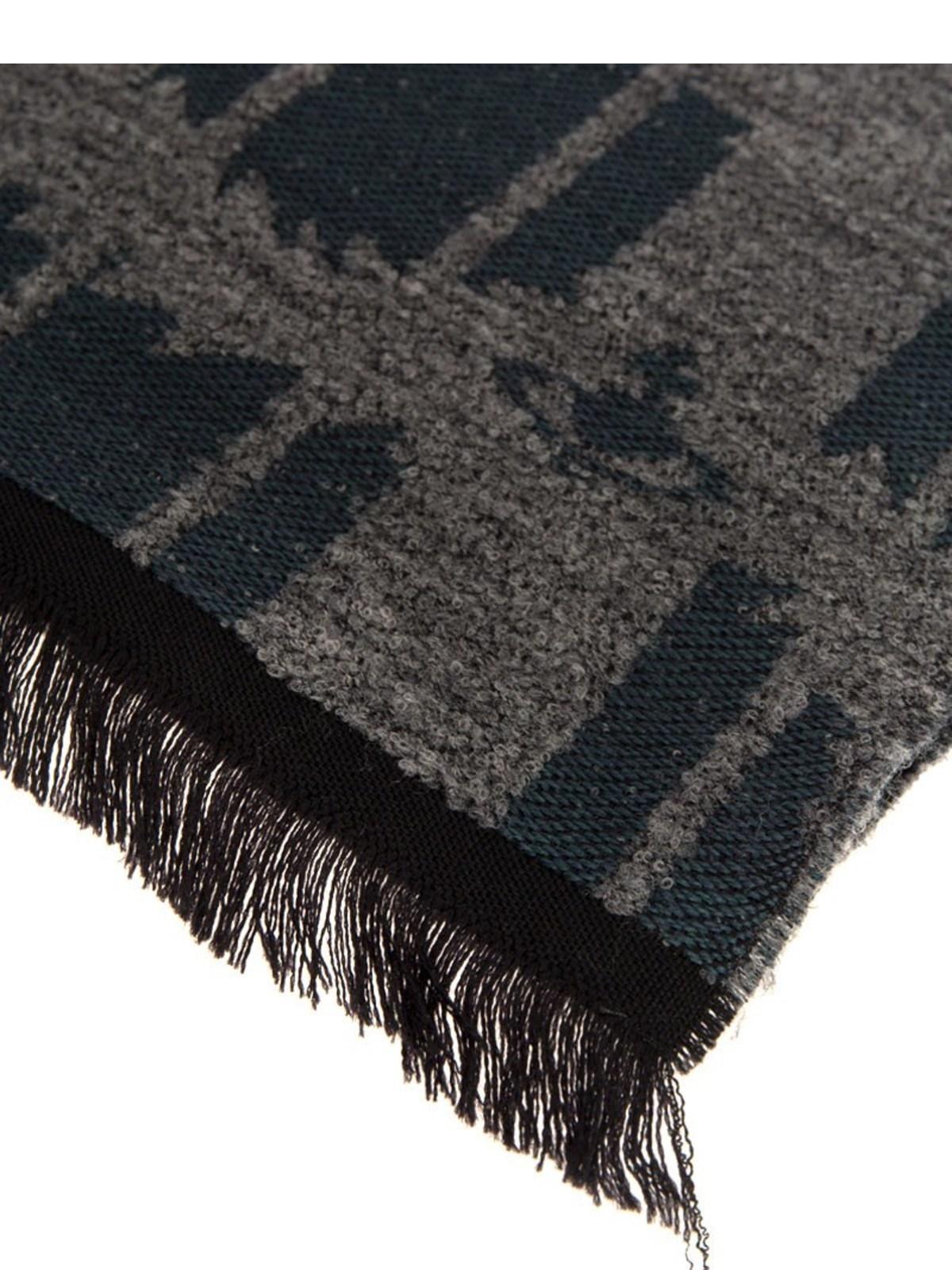 Vivienne Westwood Wool Scarf Scarves 8103001010072pn17310072m227pn