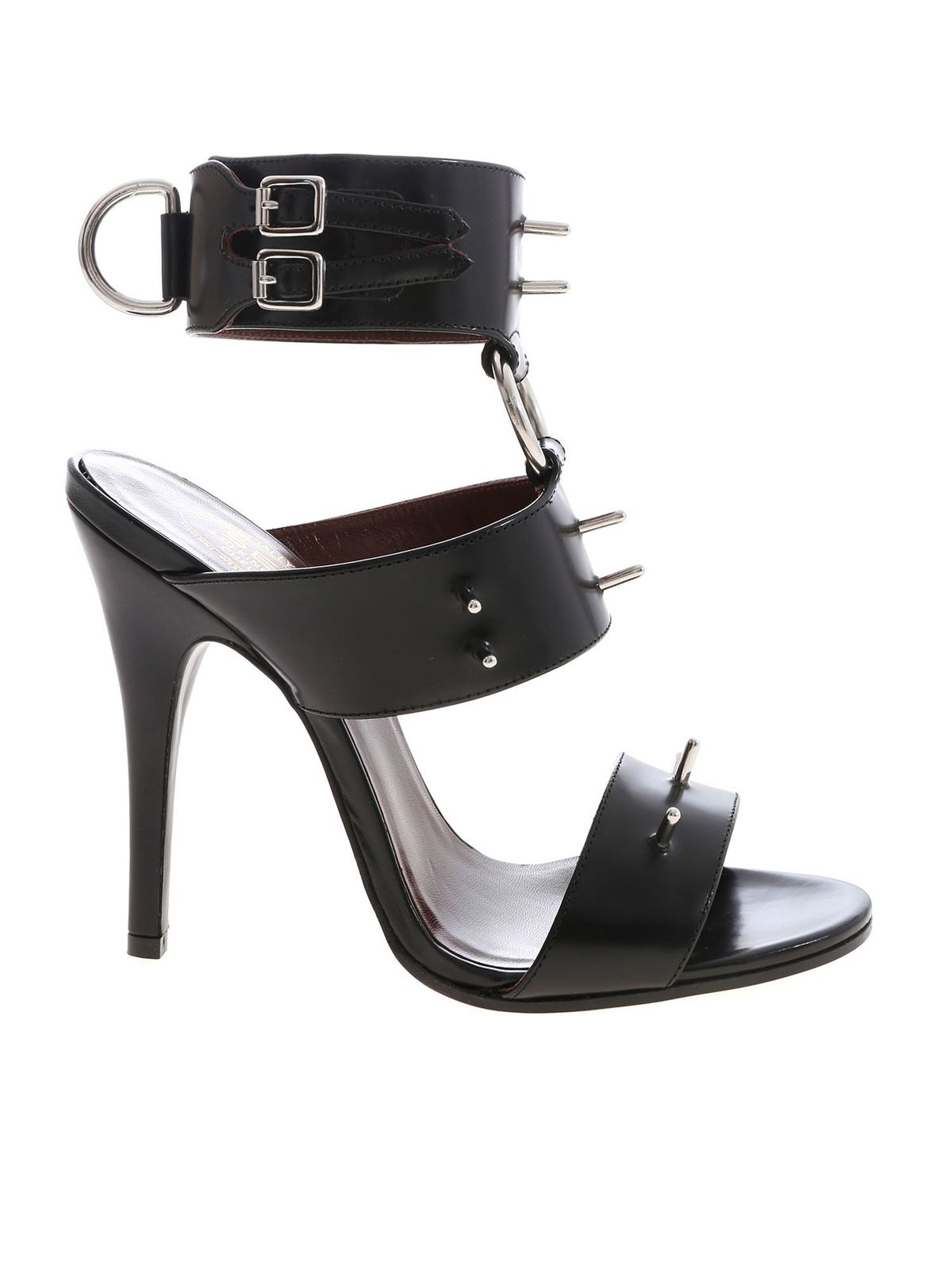 Vivienne Westwood SEX SANDALS IN BLACK