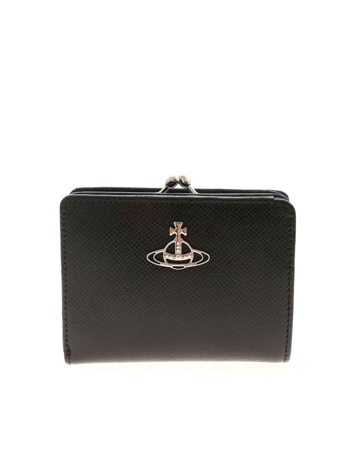Vivienne Westwood DEBBIE WALLET IN BLACK
