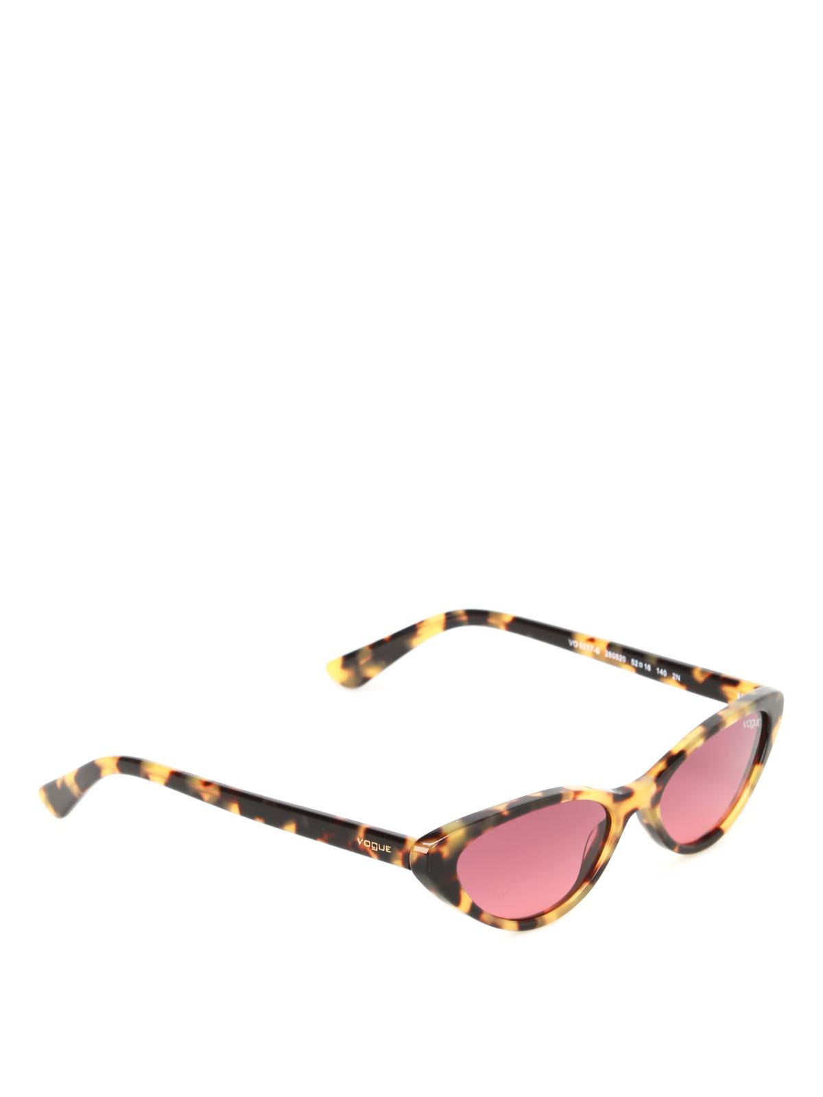6915d1b07f5296 Vogue - Lunettes De Soleil - Gigi Hadid - Lunettes de soleil ...