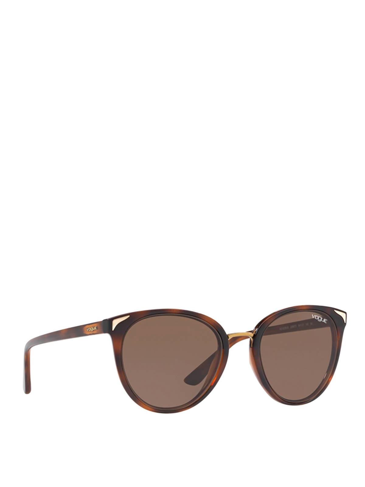 e5dd21cf20ef Vogue - Tortoise cat eye sunglasses - sunglasses - VO5230S238673