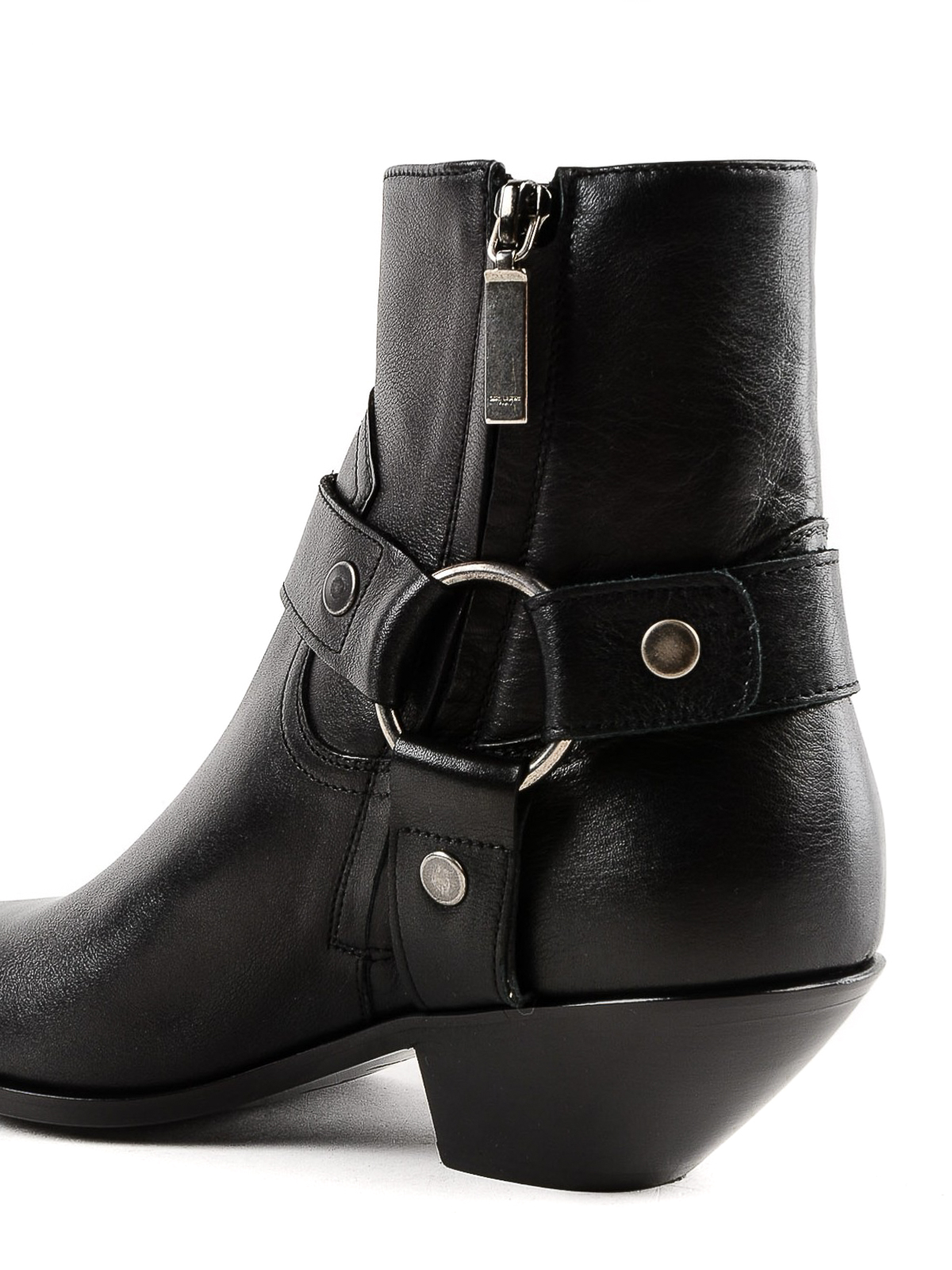 leather ankle boots - ankle boots