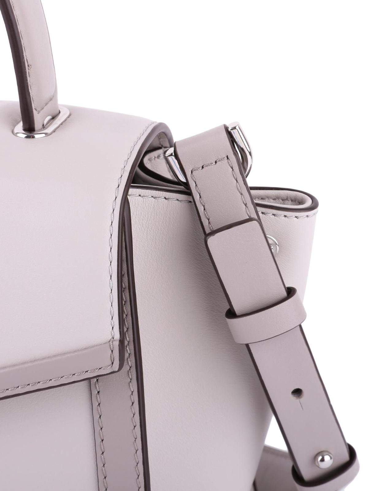 Michael Kors Whitney large leather satchel shoulder bags