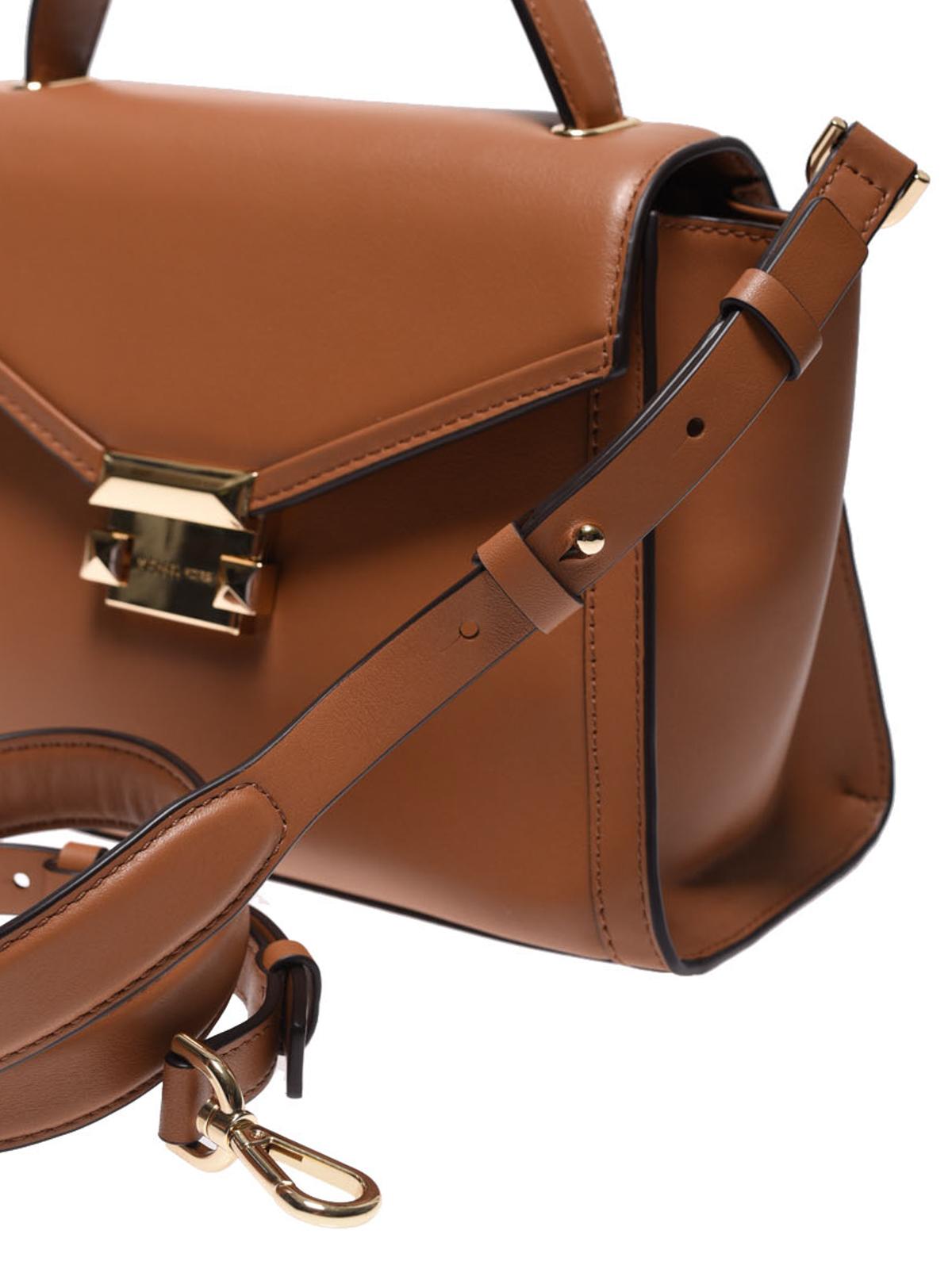 22587ddfd996 Michael Kors - Whitney medium satchel - shoulder bags - 30T8GXIS2L 203