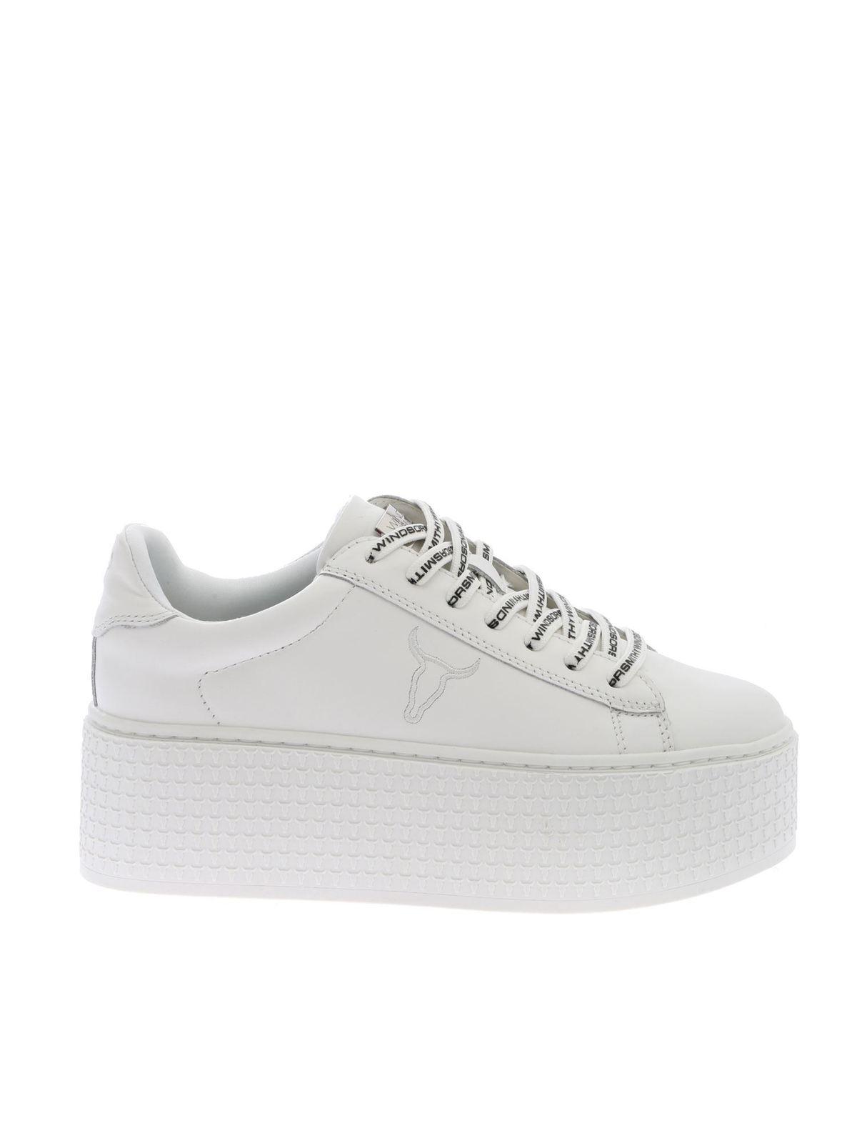 Windsor Smith - White Seoul sneakers