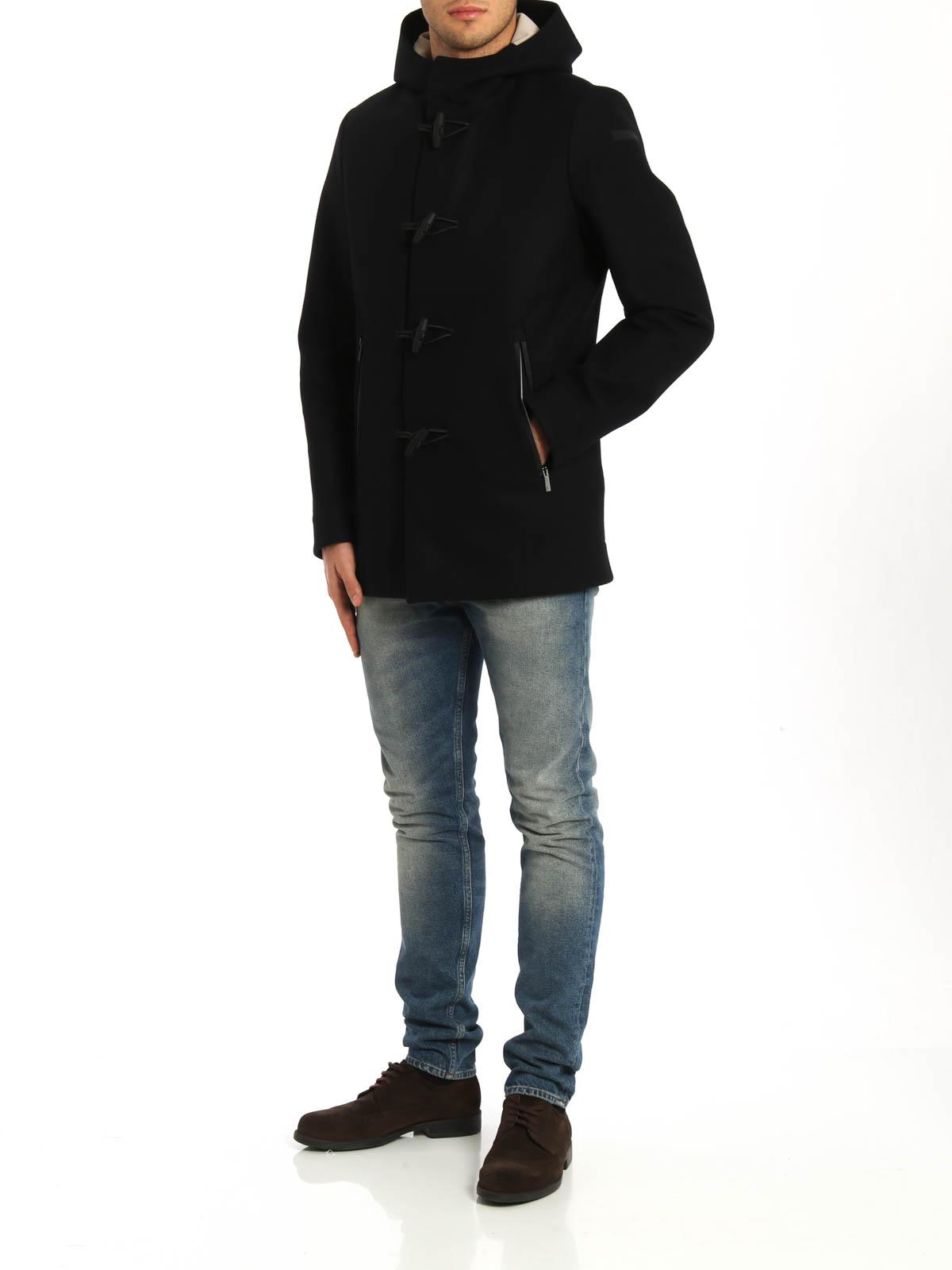 the best attitude 8b481 f2905 RRD - Wool Montgomery hooded parka - parkas - W16029 60 ...