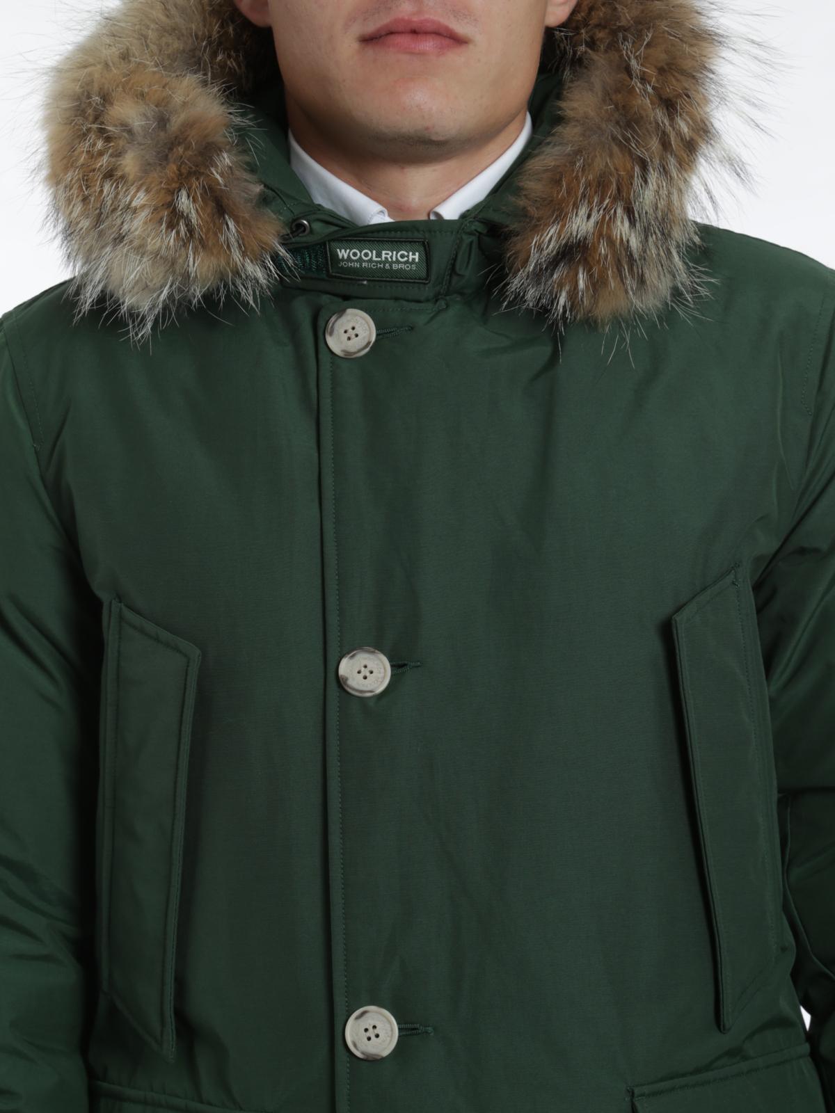 Corti Wocps2211cn02 Kgn Cappotti Arctic Anorak Woolrich 0wB8xgHAqn