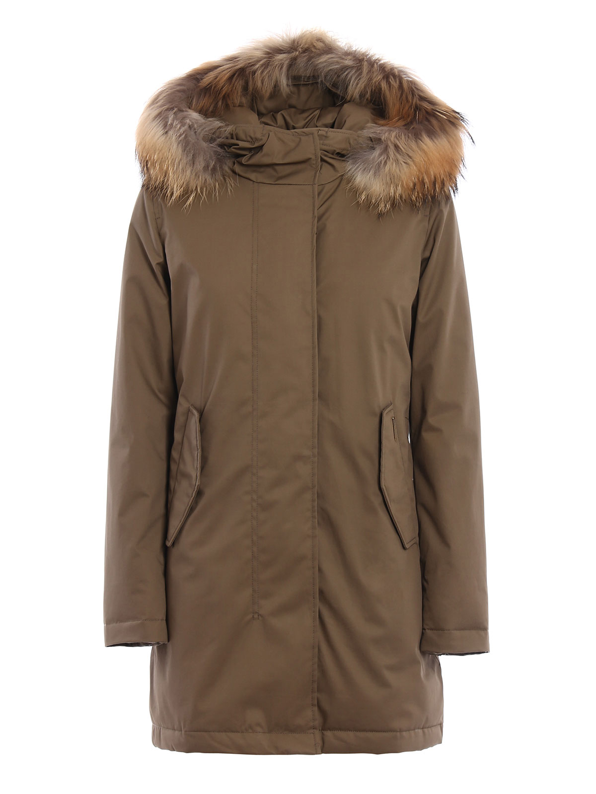 tiffany eskimo padded parka by woolrich padded coats ikrix. Black Bedroom Furniture Sets. Home Design Ideas