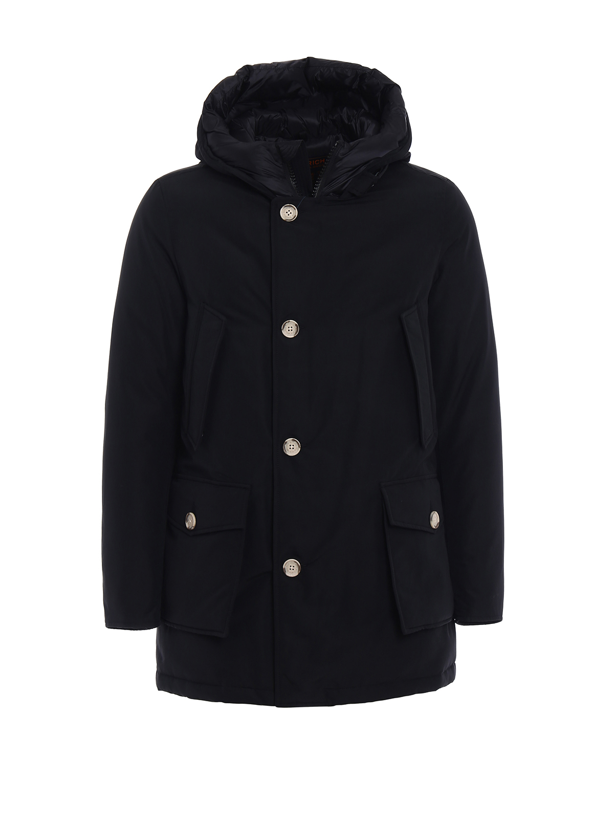 arctic parka padded short coat by woolrich parkas ikrix. Black Bedroom Furniture Sets. Home Design Ideas