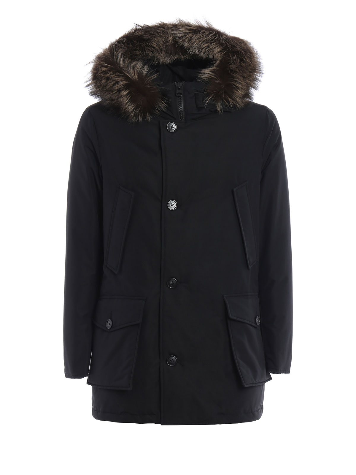 woolrich cotton and nylon military parka parkas. Black Bedroom Furniture Sets. Home Design Ideas